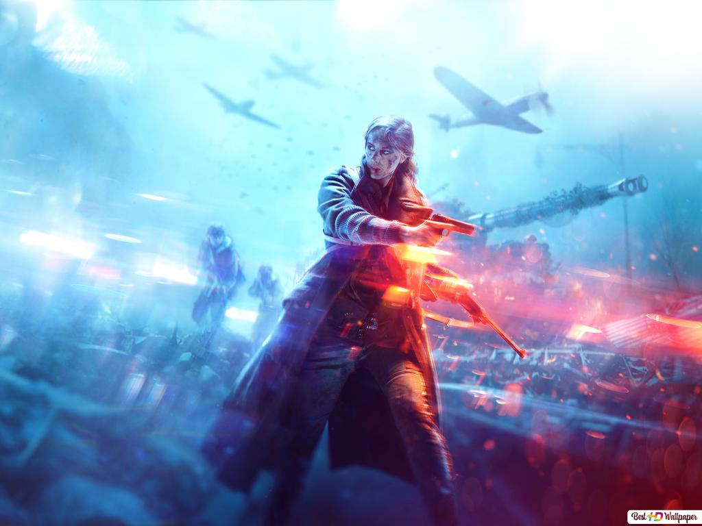 Battlefield v hd wallpaper download.