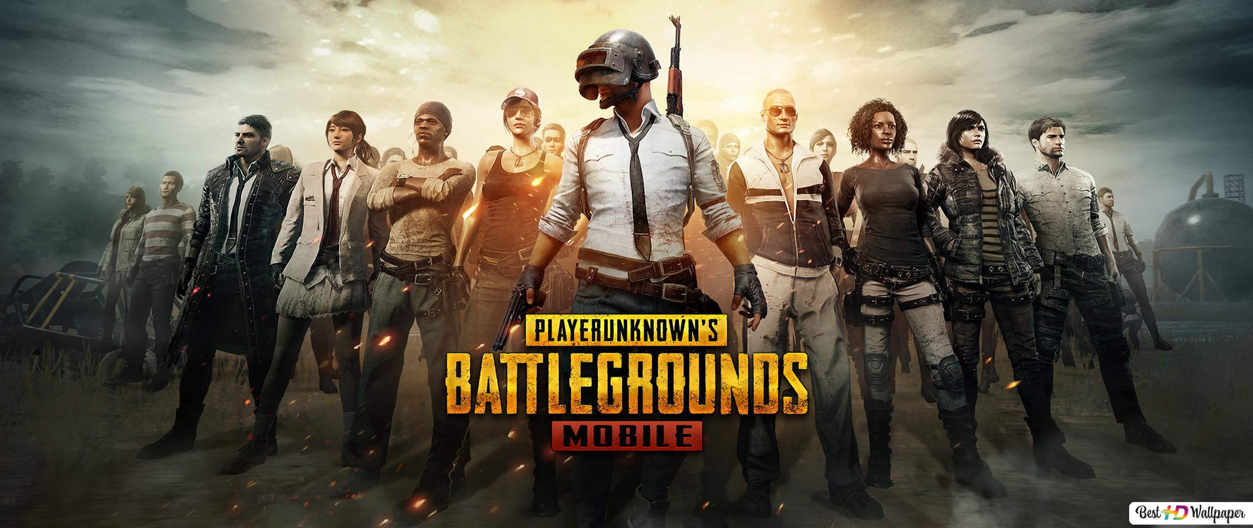 2560x1080 2018 Playerunknowns Battlegrounds 2560x1080: Battlegrounds De PlayerUnknown (PUBG Mobile)