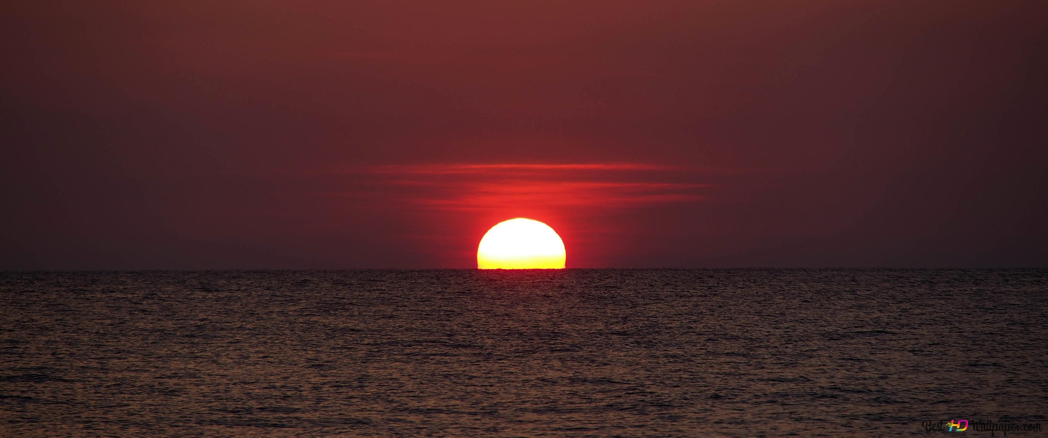 Beautiful Sunrise Hd Wallpaper Download