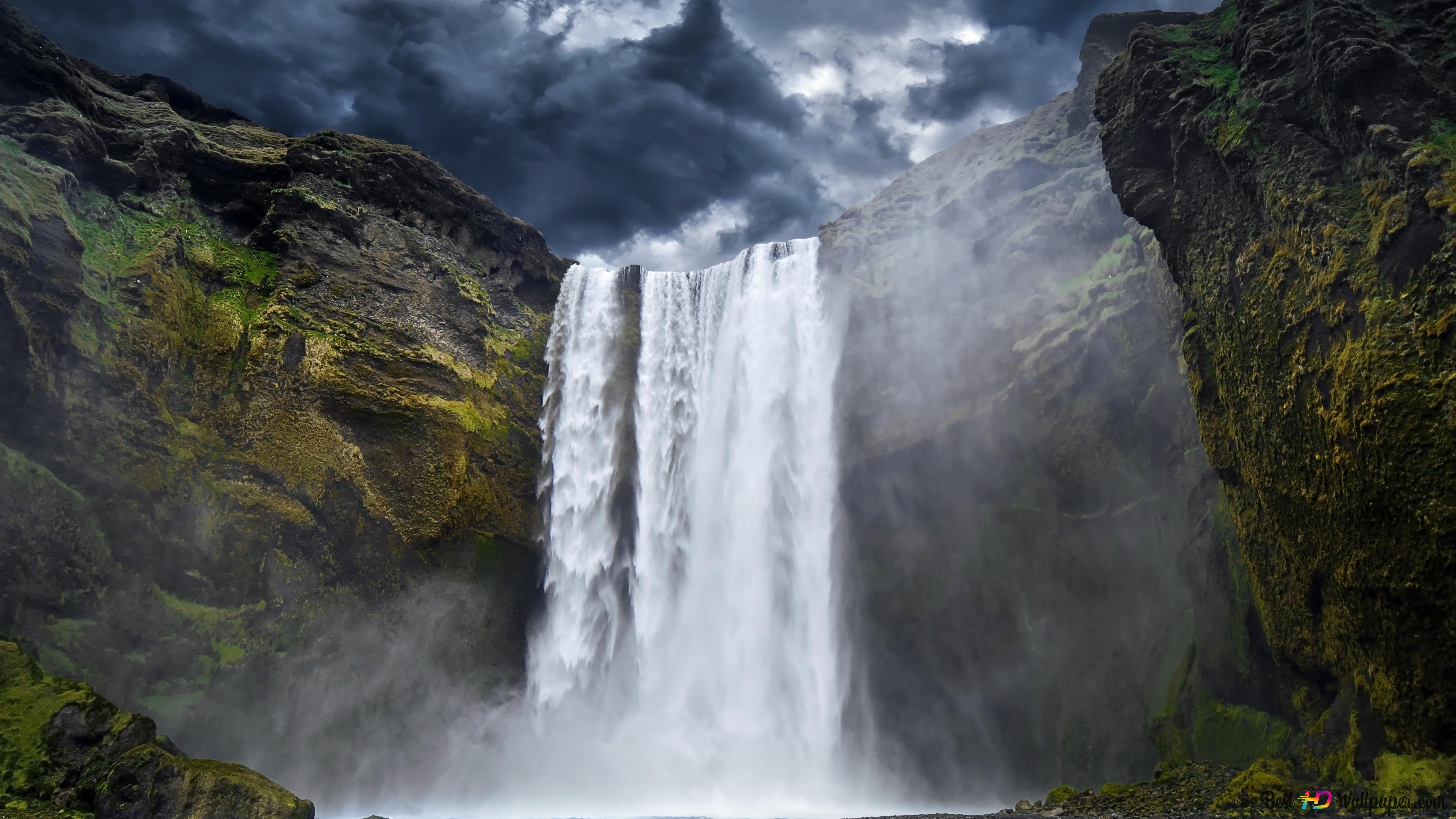 Картинки водопады в большом формате