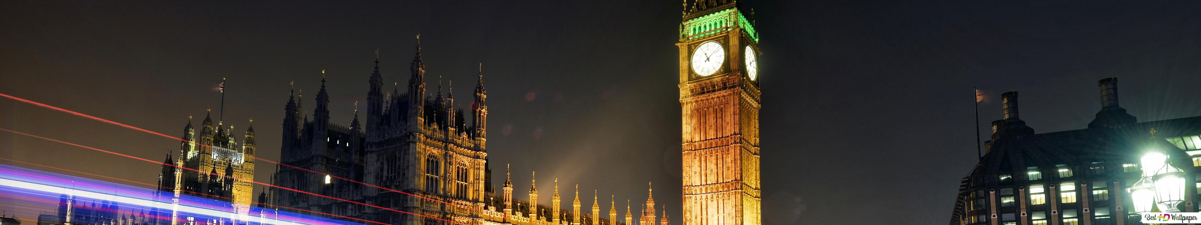 Big Ben In London Hd Wallpaper Download