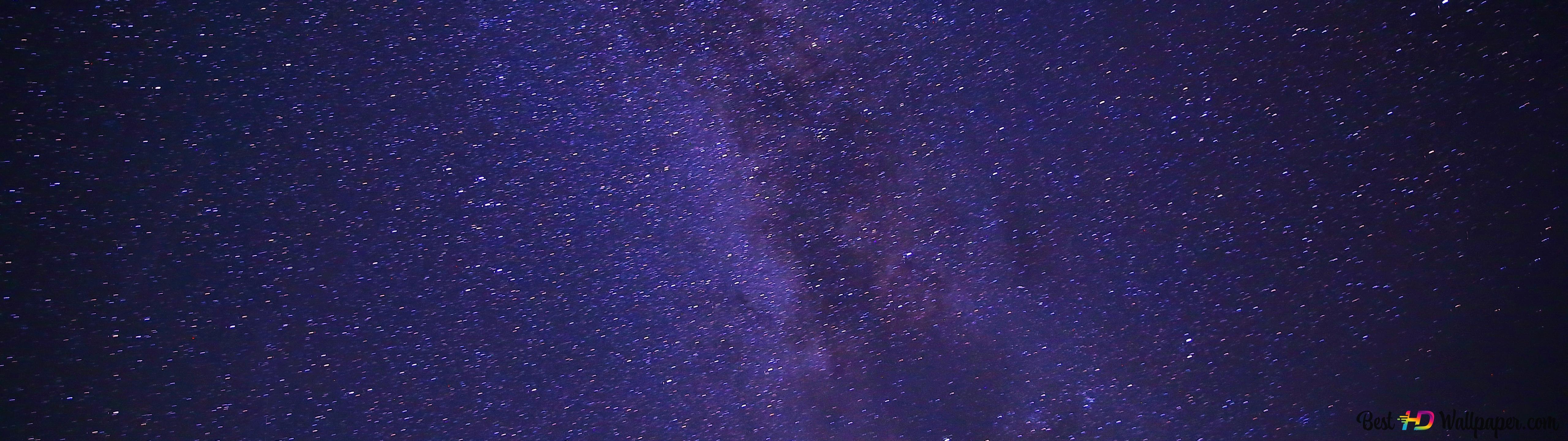 Billions Stars In The Night Sky Hd Wallpaper Download