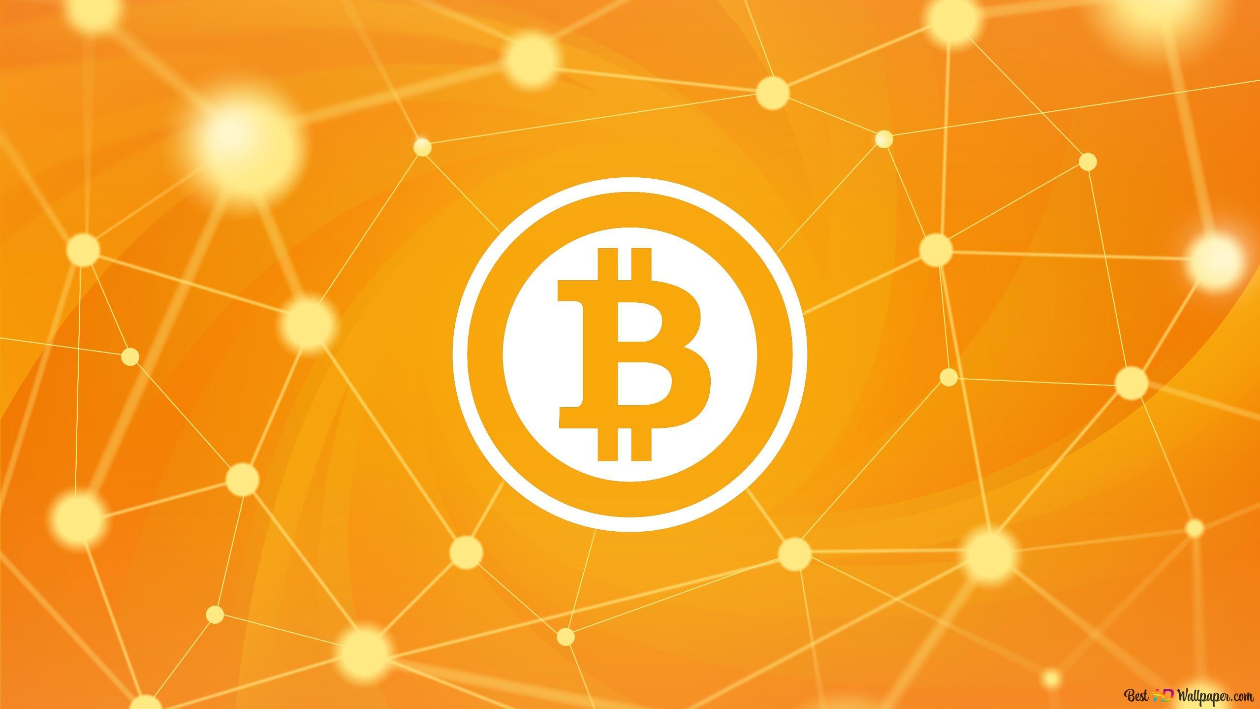 Bitcoin Logo Hd Wallpaper Download