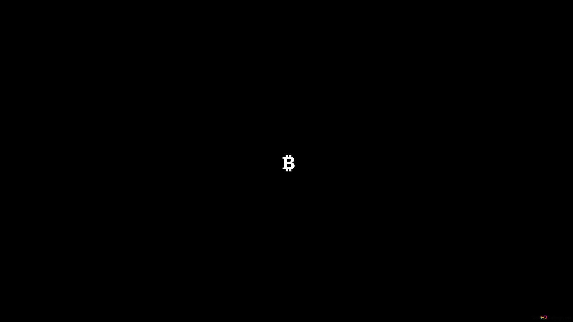 Bitcoin Minimalist Wallpaper Fullhd Hd Wallpaper Download