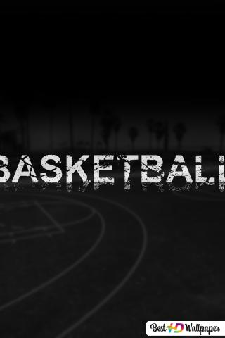 black and white basketball wallpaper wallpaper 320x480 59495 170