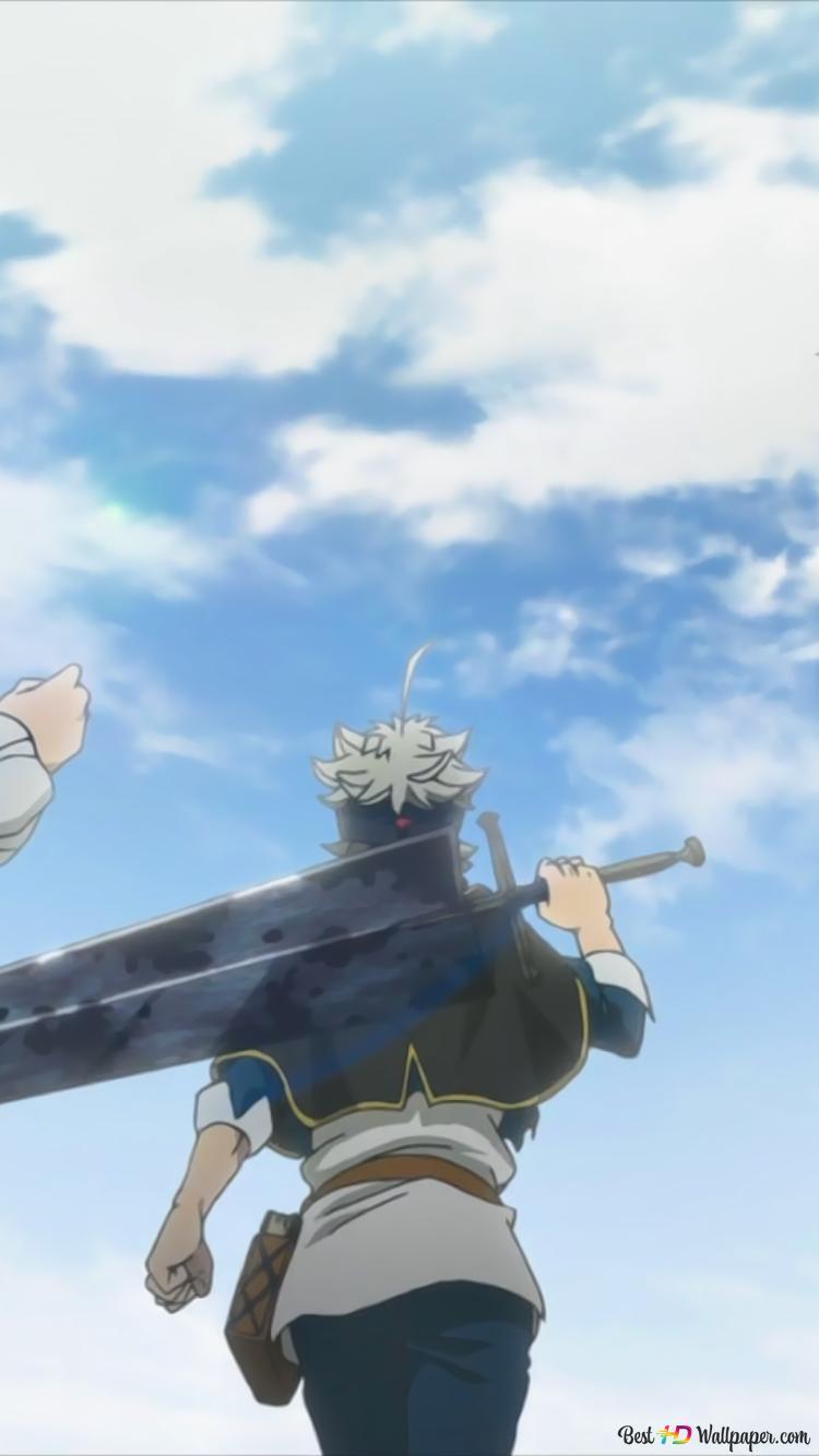 Black Clover Anime Hd Wallpaper Download