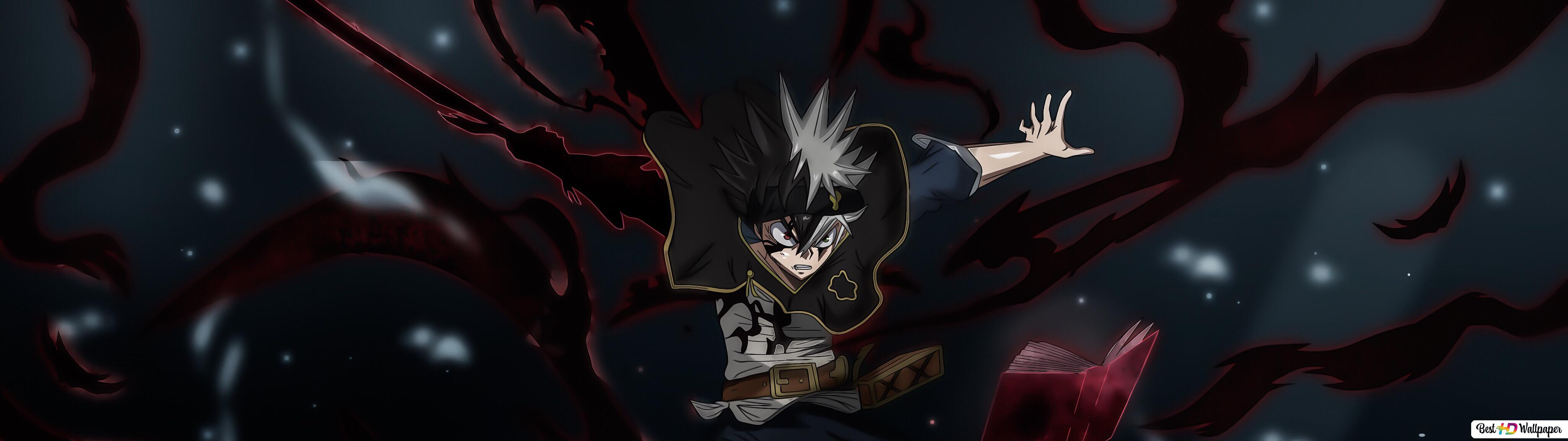 Black Clover - Asta HD wallpaper download