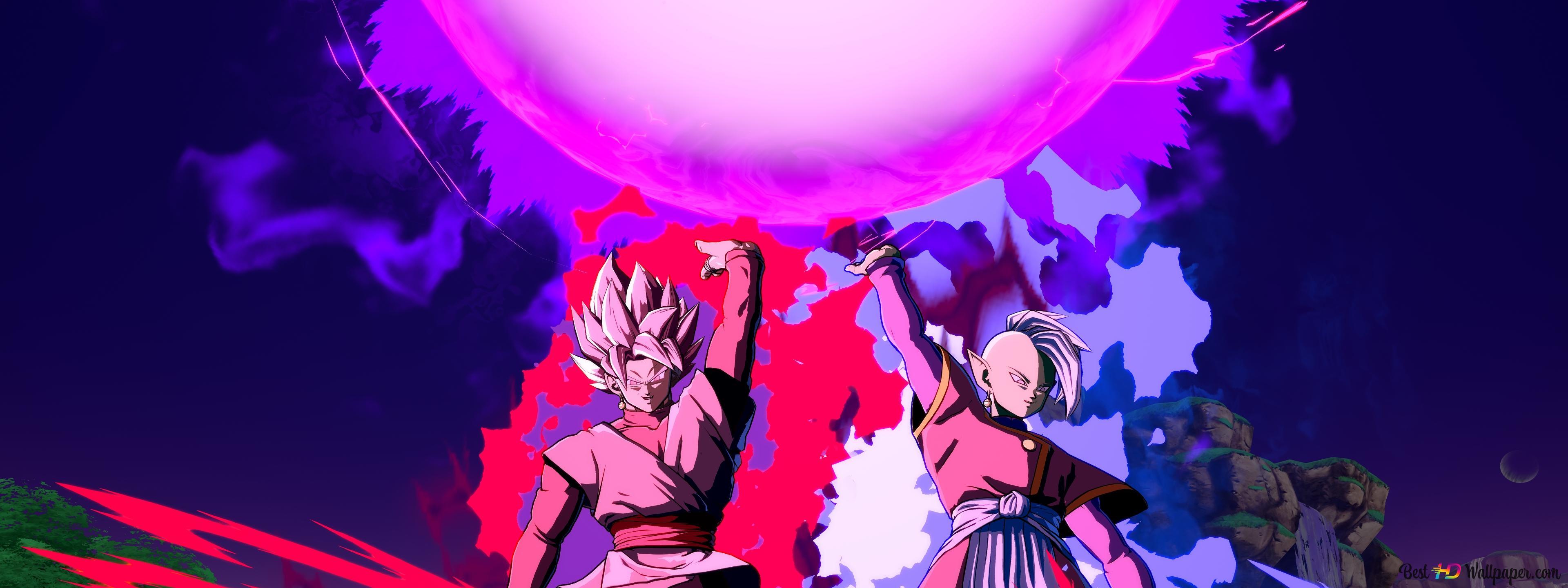 Black Goku Hd Wallpaper Download