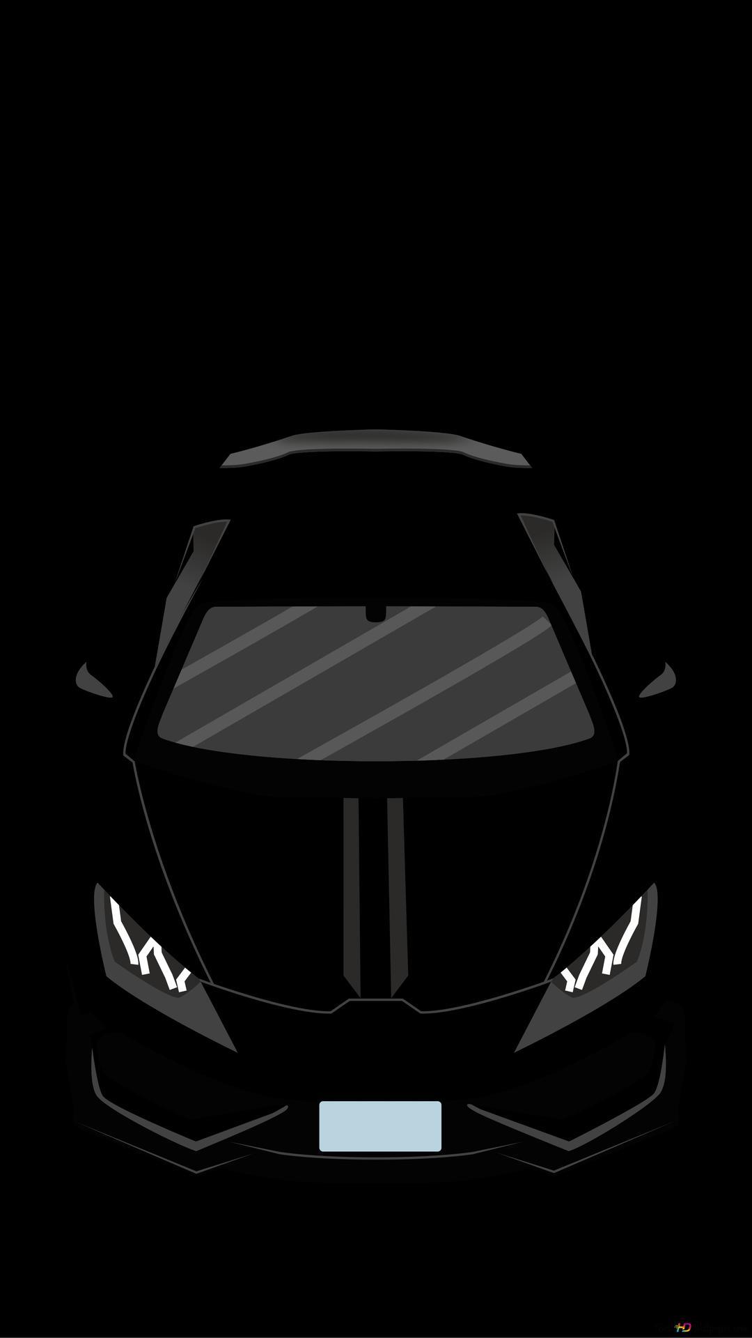 Black Lamborghini Wallpaper Hd Wallpaper Download