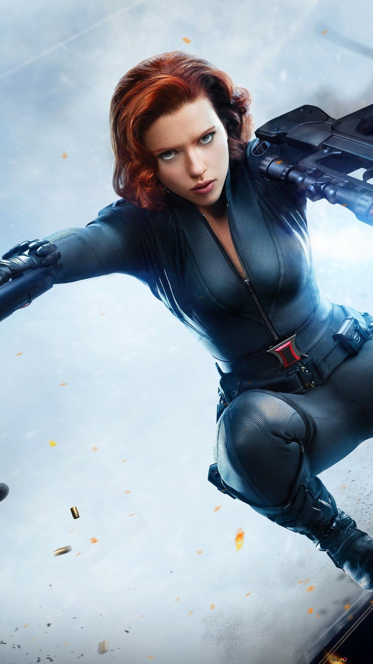Black Widow Movie 2020 HD wallpaper download