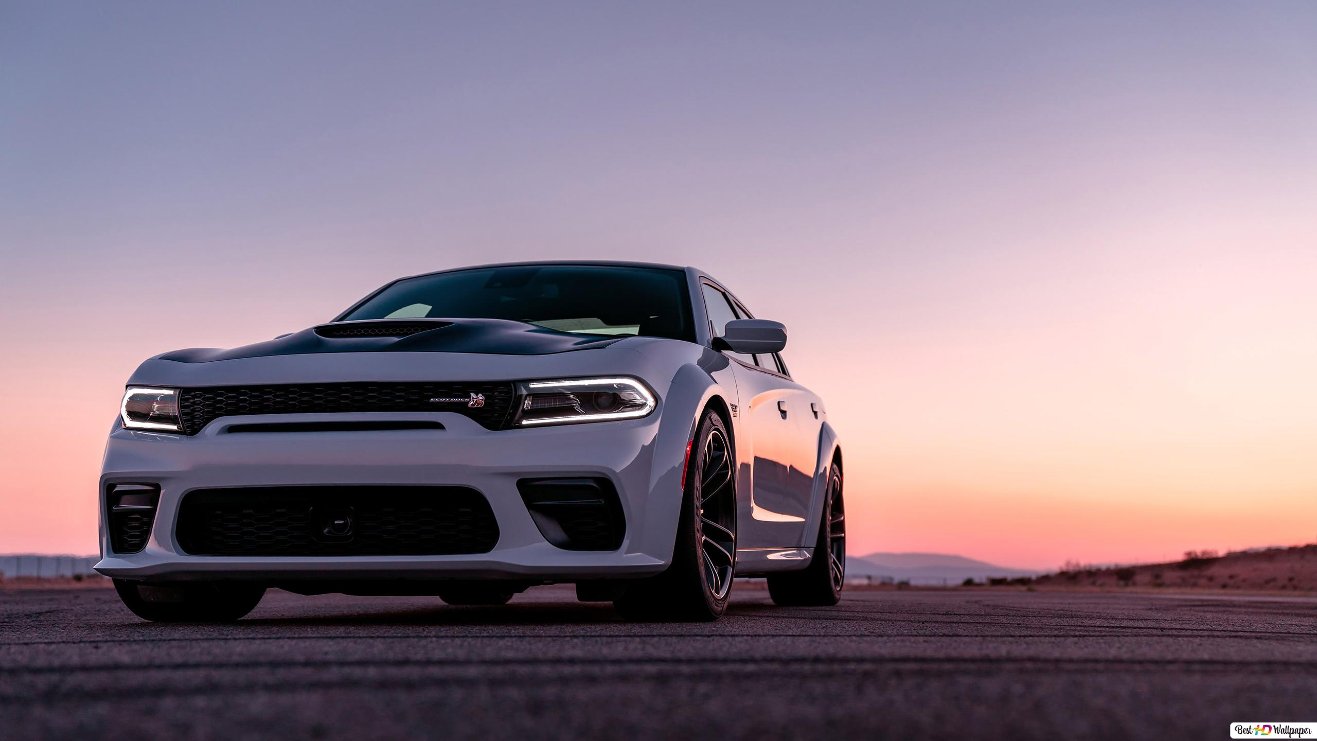 Blanc Chargeur Dodge Hd Fond Décran Télécharger