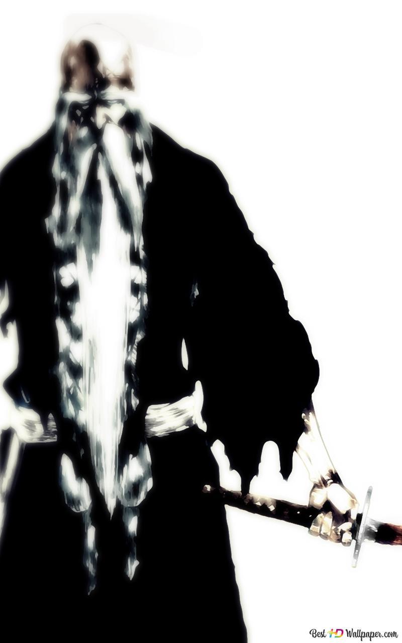 Bleach Genryusai Shigekuni Yamamoto Hd Wallpaper Download