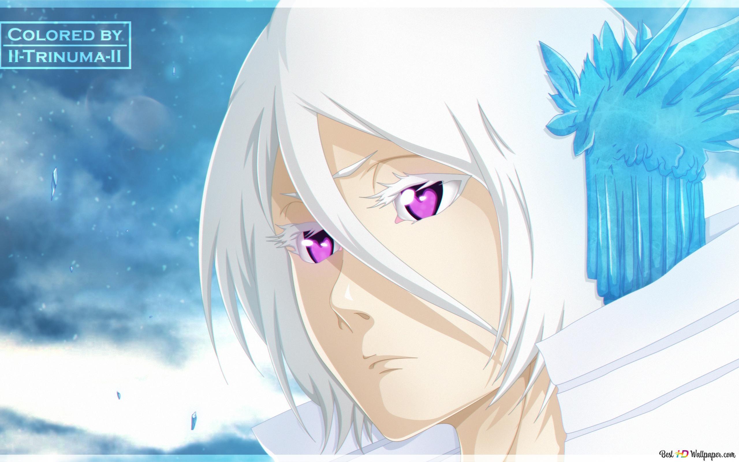 Bleach Rukia Kuchiki Bankai Hd Wallpaper Download