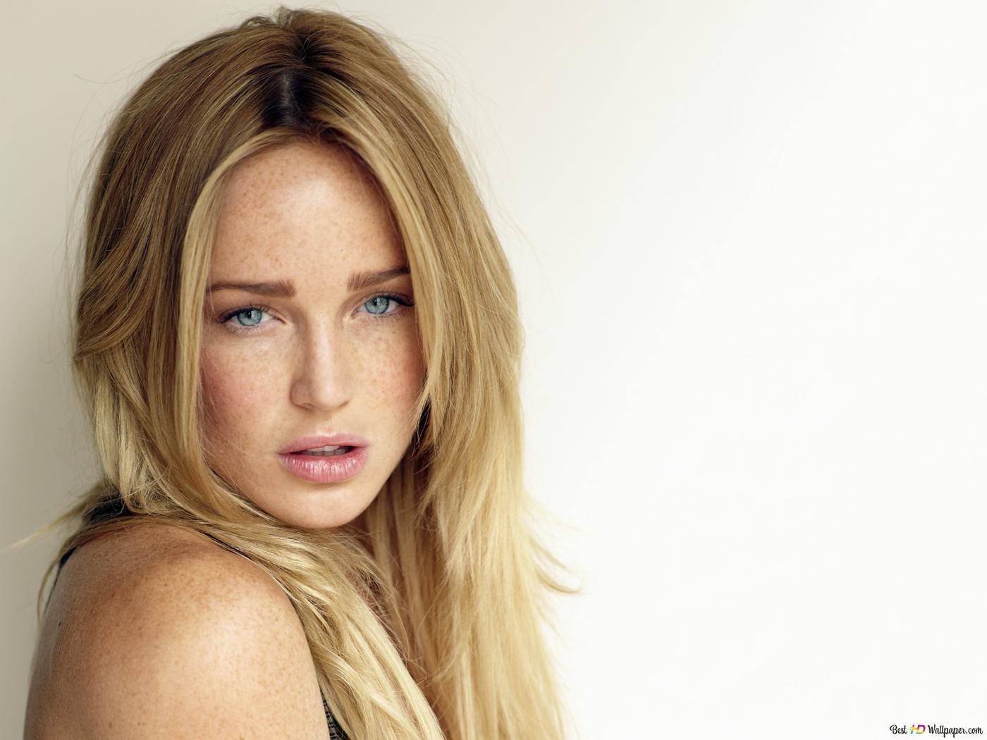 Blonde Caity Lotz Aesthetic Beauty Hd Wallpaper Download