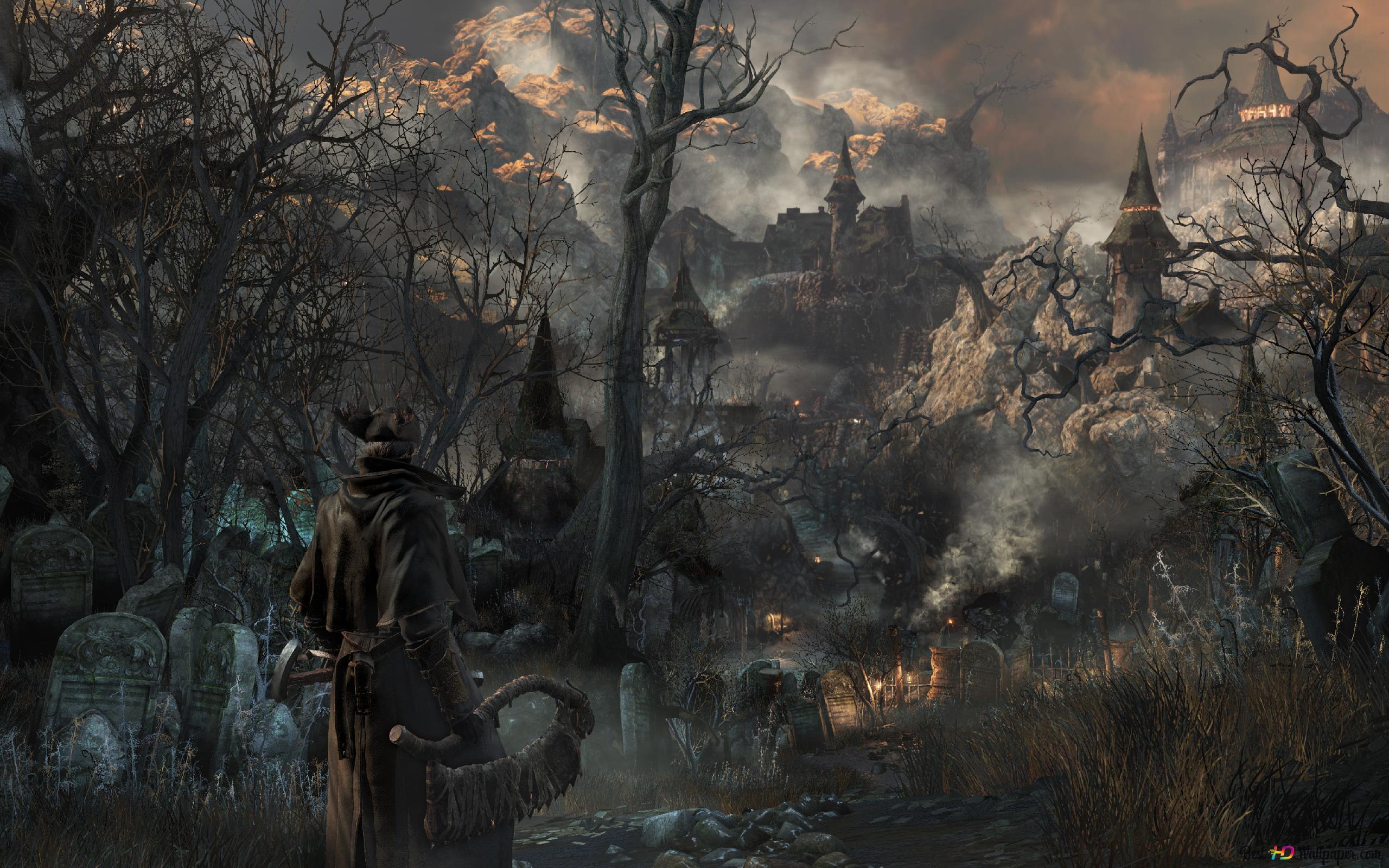 Bloodborne hd wallpaper download - Bloodborne download ...