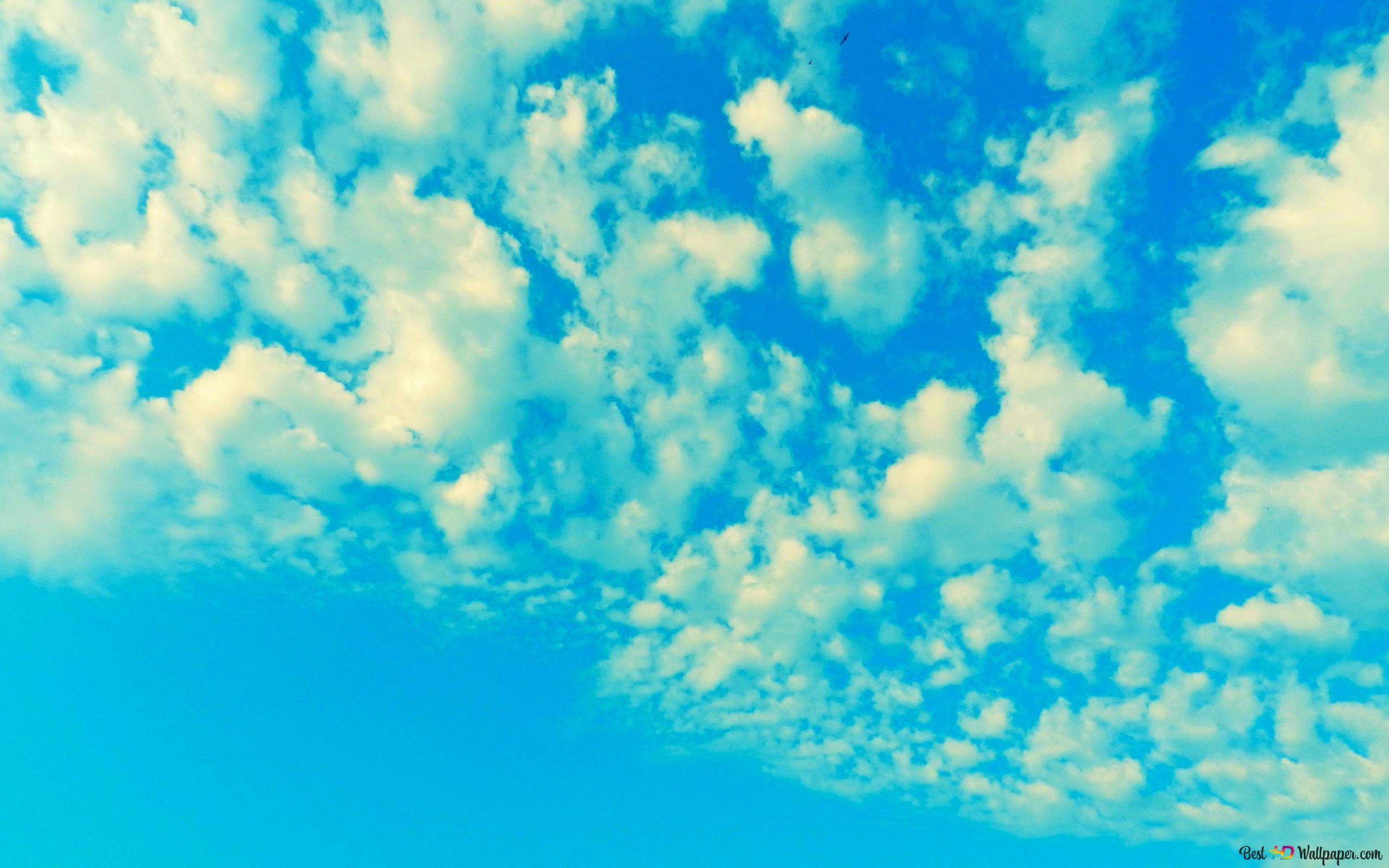 Blue Sky Hd Wallpaper Download