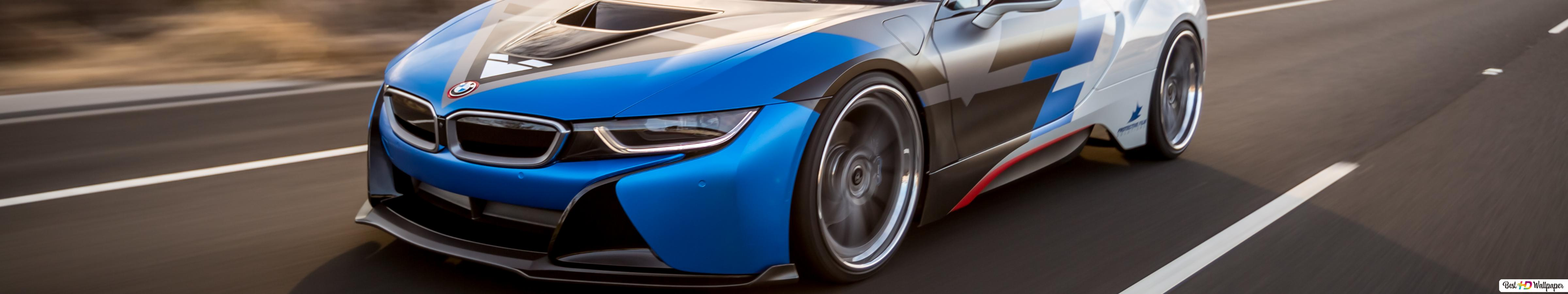 Bmw I8 Hd Wallpaper Download