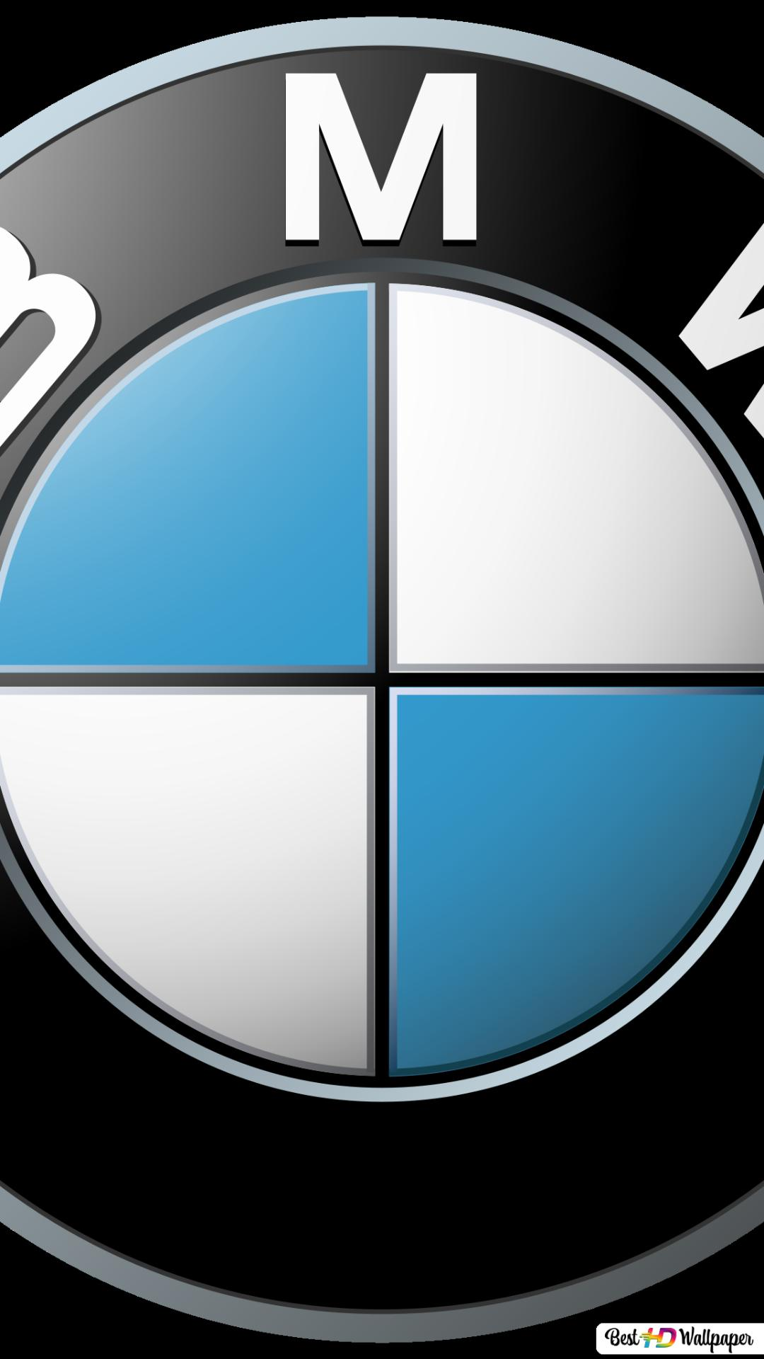 Bmw Orjinal Logo Hd Wallpaper Download