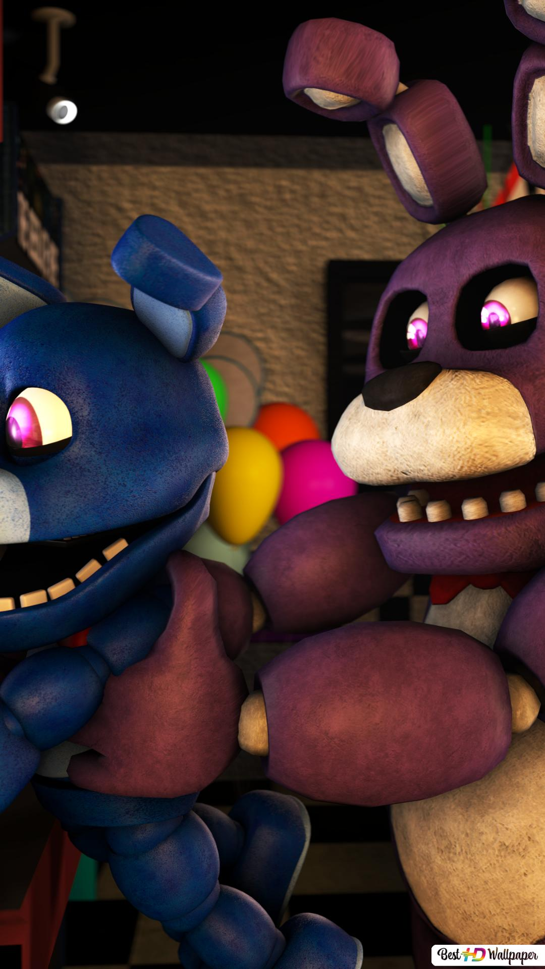 Bonnie Of Five Nights At Freddy S Hd Wallpaper Download