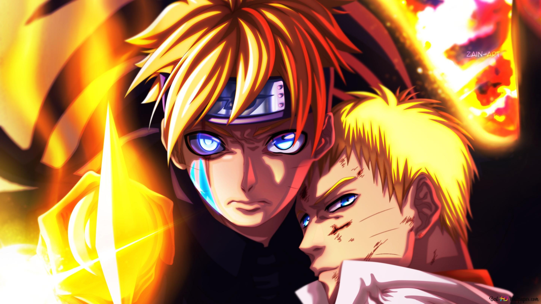 Boruto Naruto Generation Next I Am Sini DAD Muat