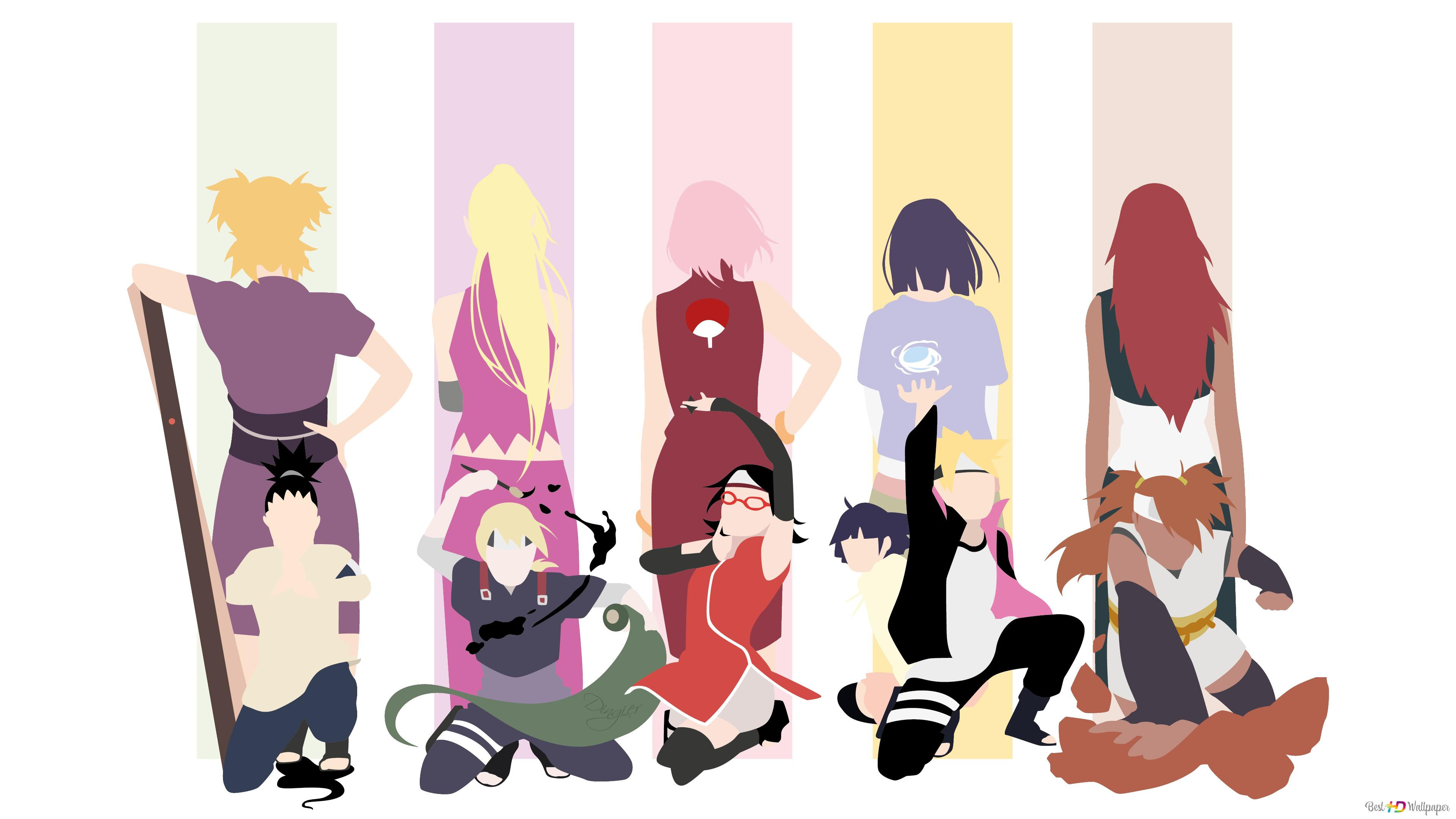 boruto naruto next generation minimalist wallpaper 3840x2160 23927 54