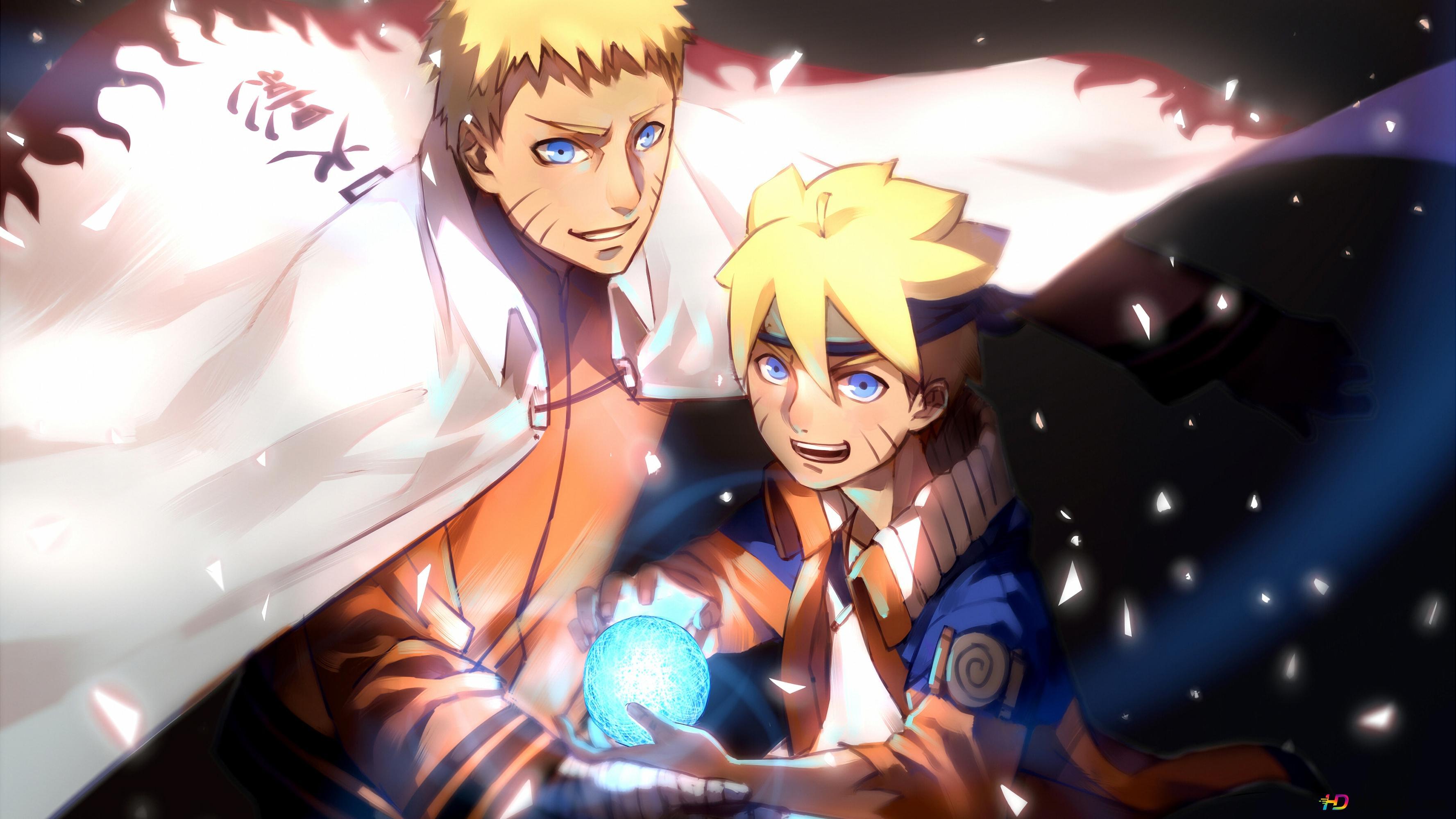 Boruto Naruto Next Generation Naruto Uzumaki & Boruto