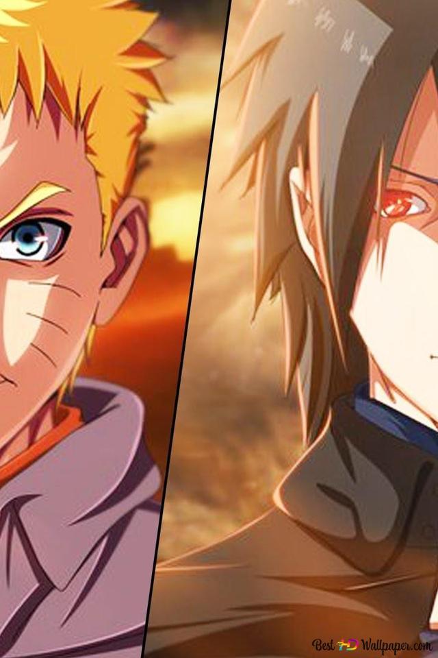 Boruto Naruto Next Generation Naruto Uzumaki Sasuke
