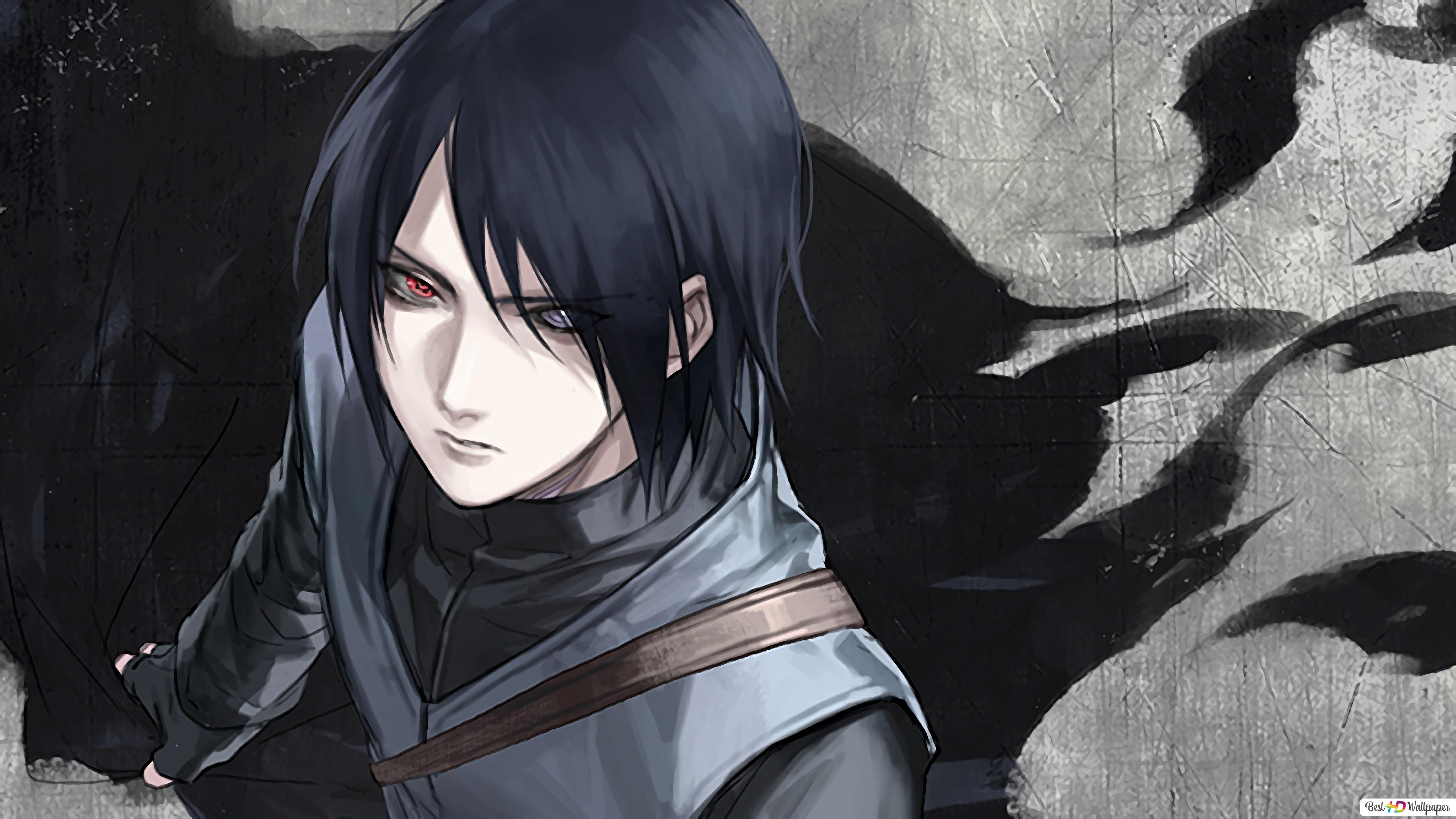 Boruto Naruto Next Generation Sasuke Uchiha Sharingan