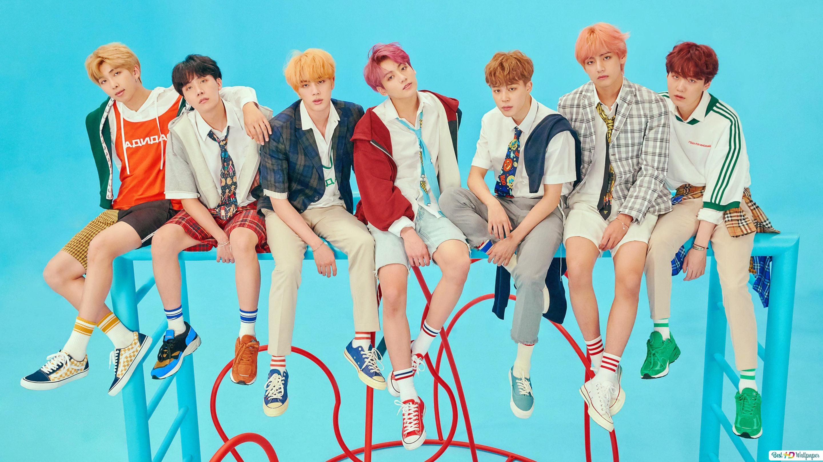 bts bangtan boys members in love yourself answer mv wallpaper 2880x1620 53620 52