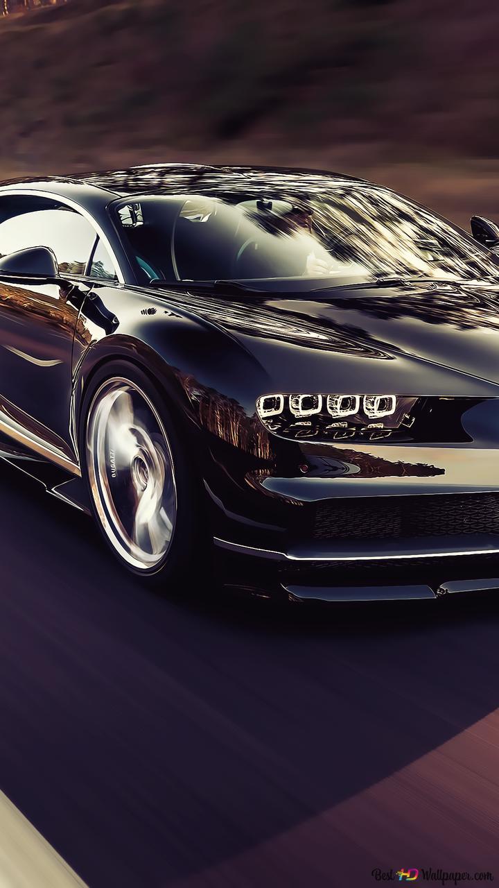 Bugatti Chiron Hd Wallpaper Download