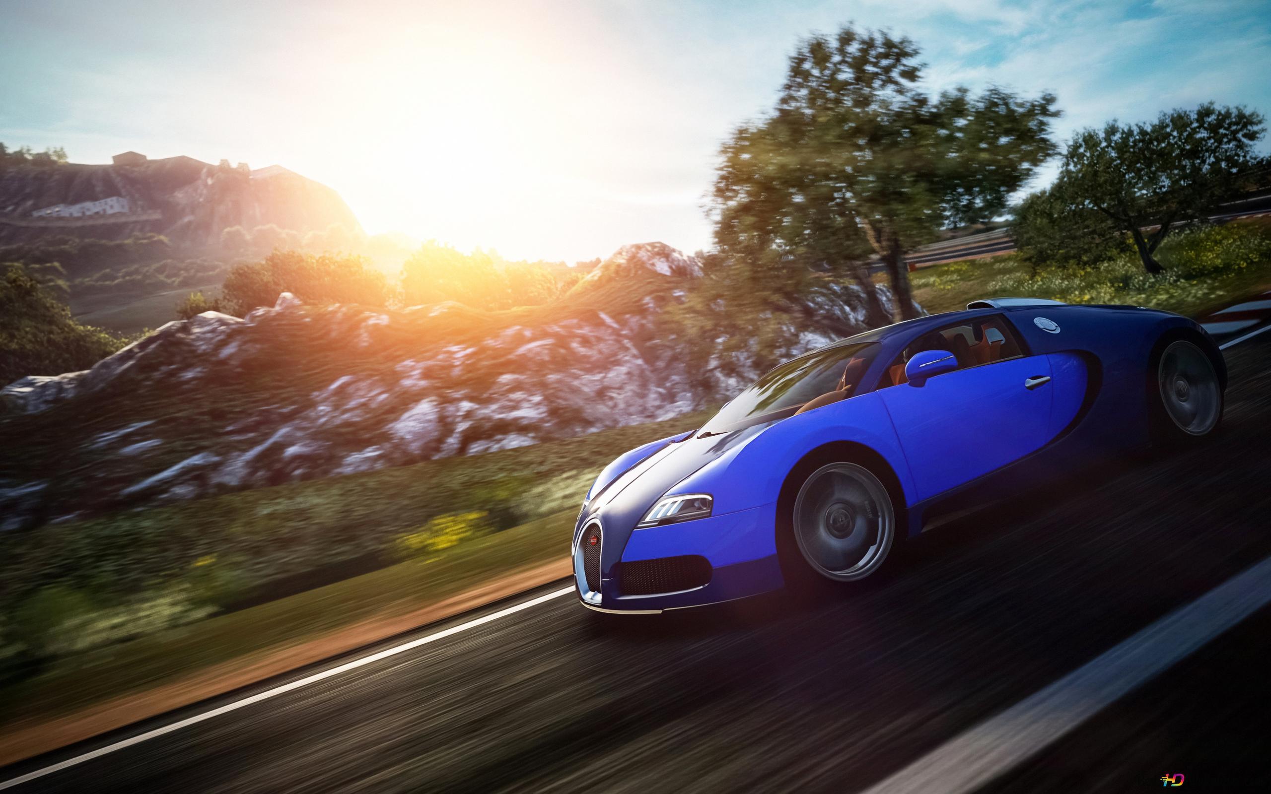 Bugatti Veyron Hd Wallpaper Download