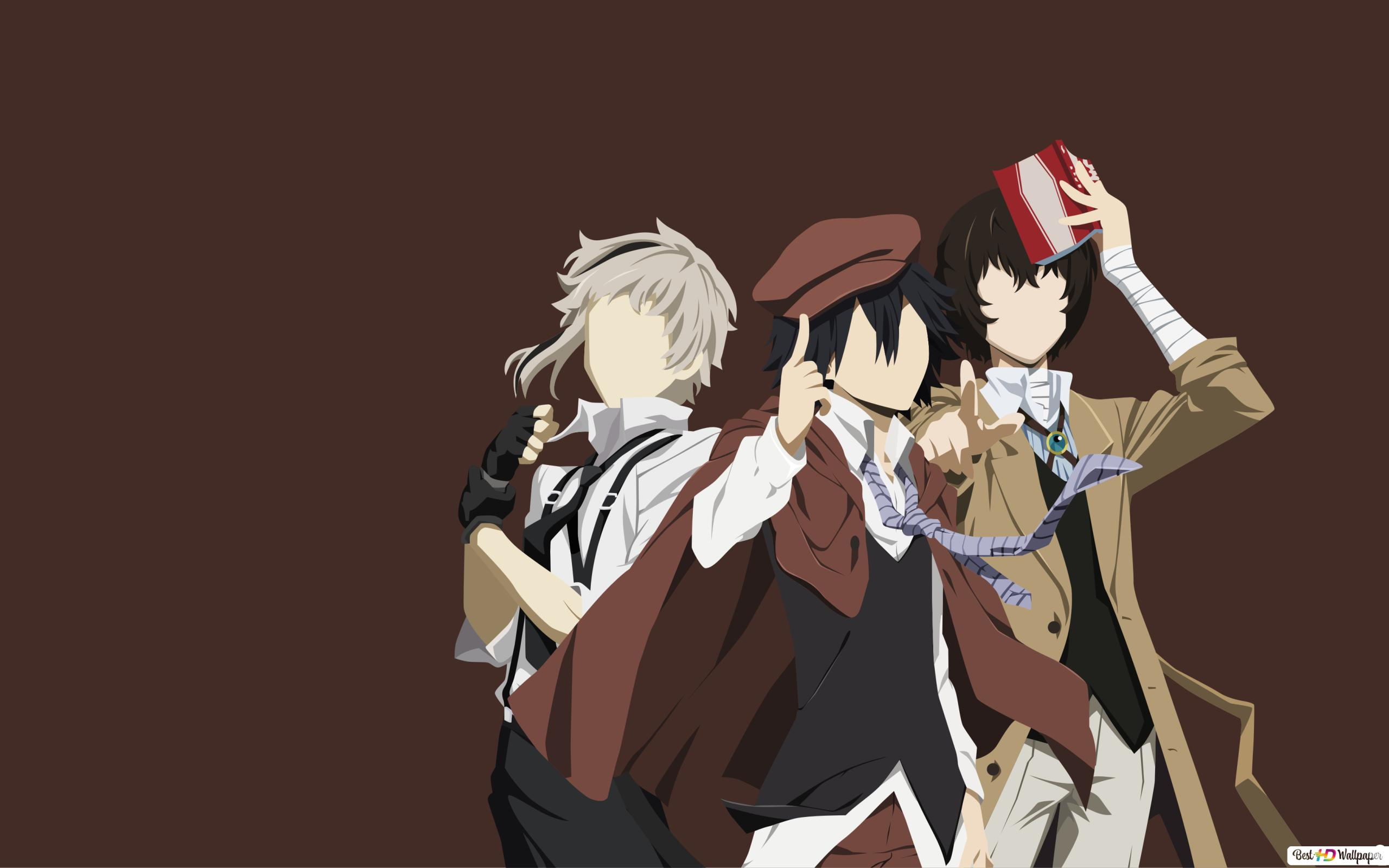 Bungo Stray Dogs Hd Wallpaper Download