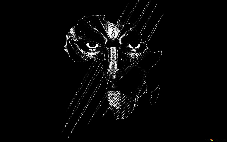 ブラックパンサー マーベルスーパーヒーロー Hd壁紙のダウンロード