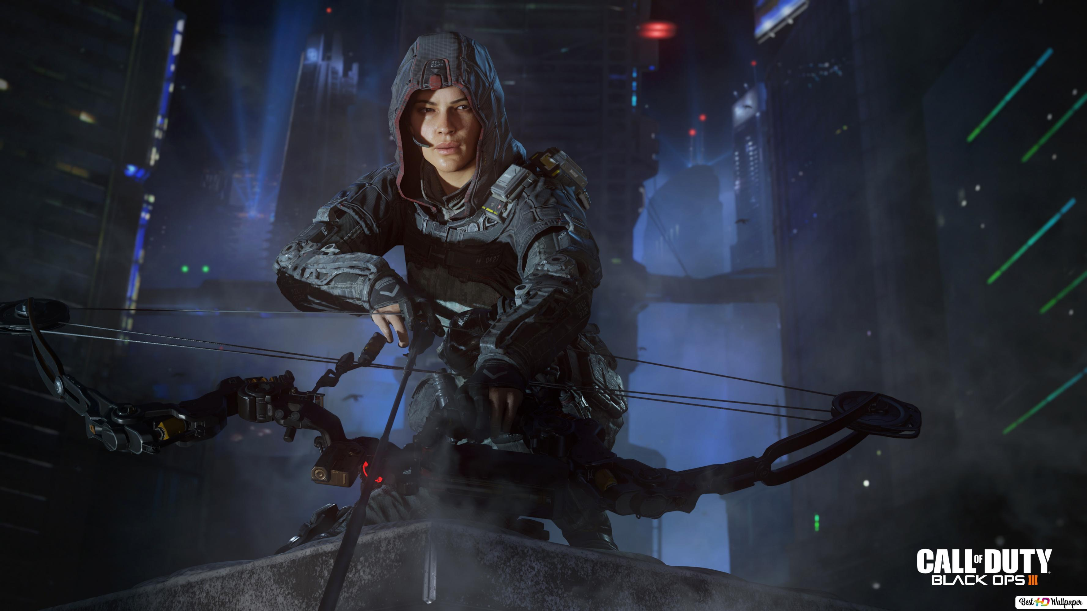 Call Of Duty Black Ops 3 Outrider Hd Wallpaper Download
