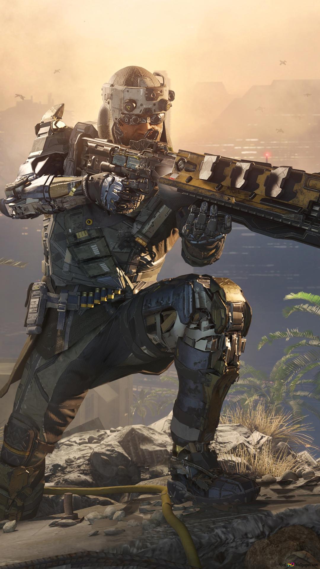 Call Of Duty Black Ops 3 Prophet Hd Wallpaper Download