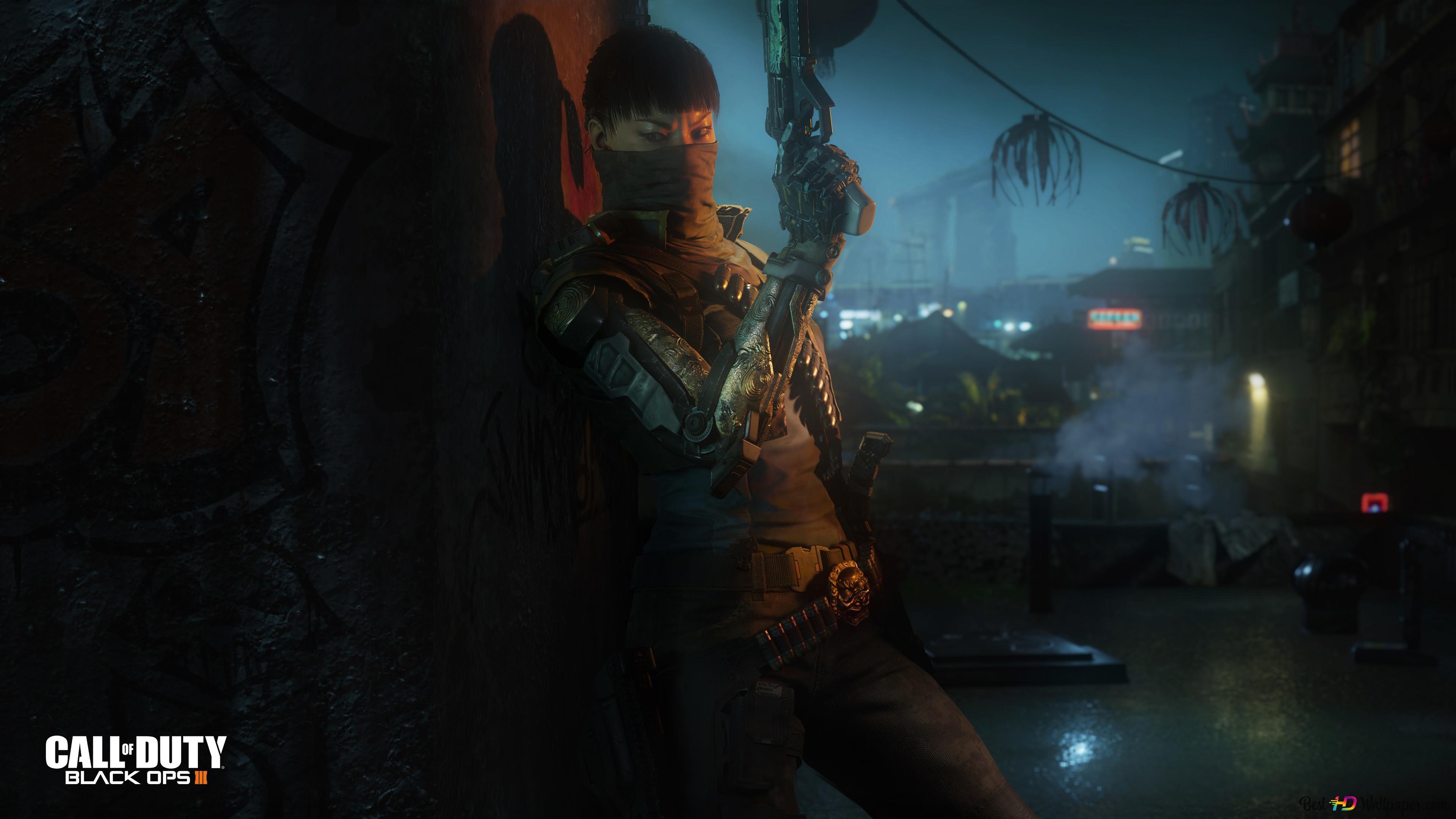 Call Of Duty Black Ops 3 Seraph Hd Wallpaper Download