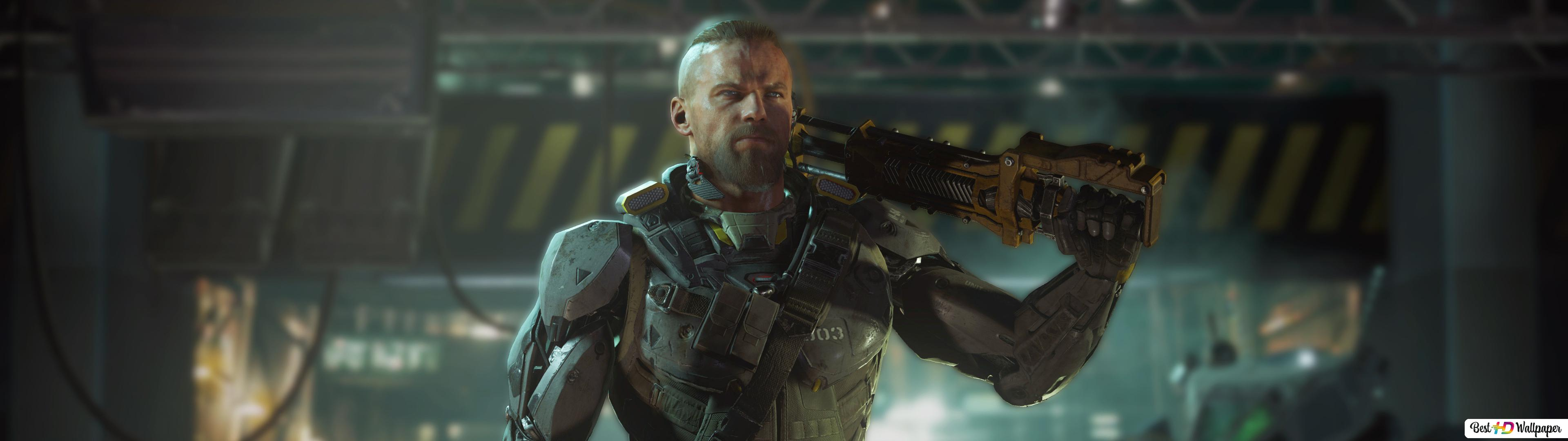 Call Of Duty Black Ops 3 Specialist Hd Wallpaper Download