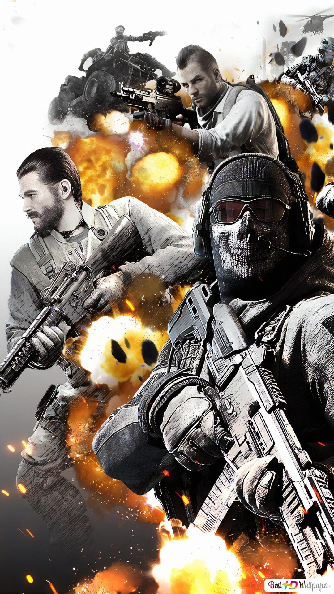 Call Of Duty Mobile Hd Wallpaper Download