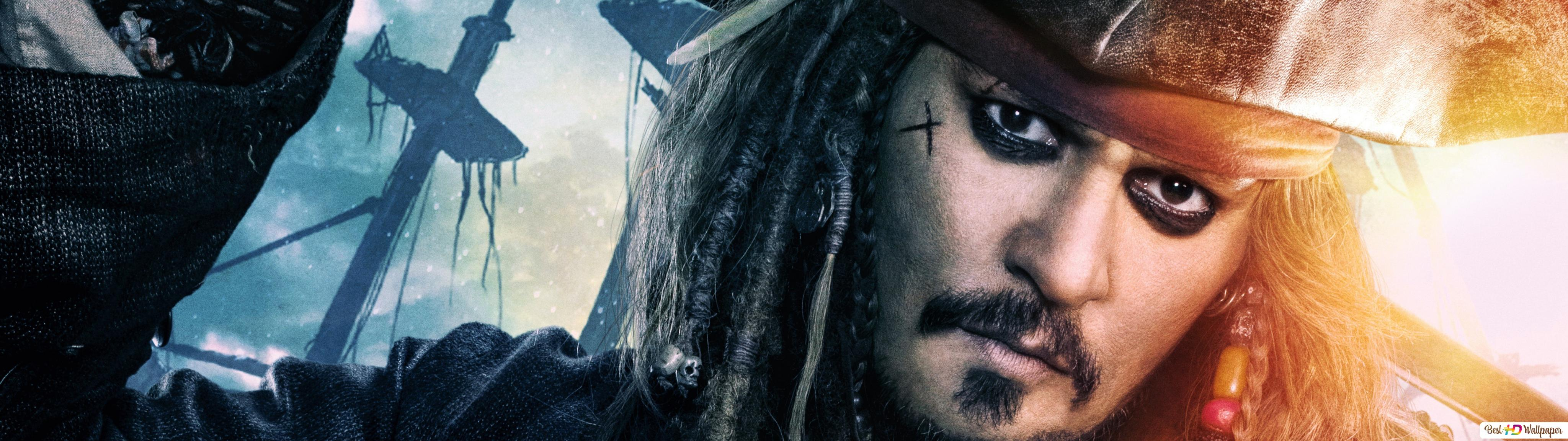 Captain Jack Sparrow HD wallpaper download