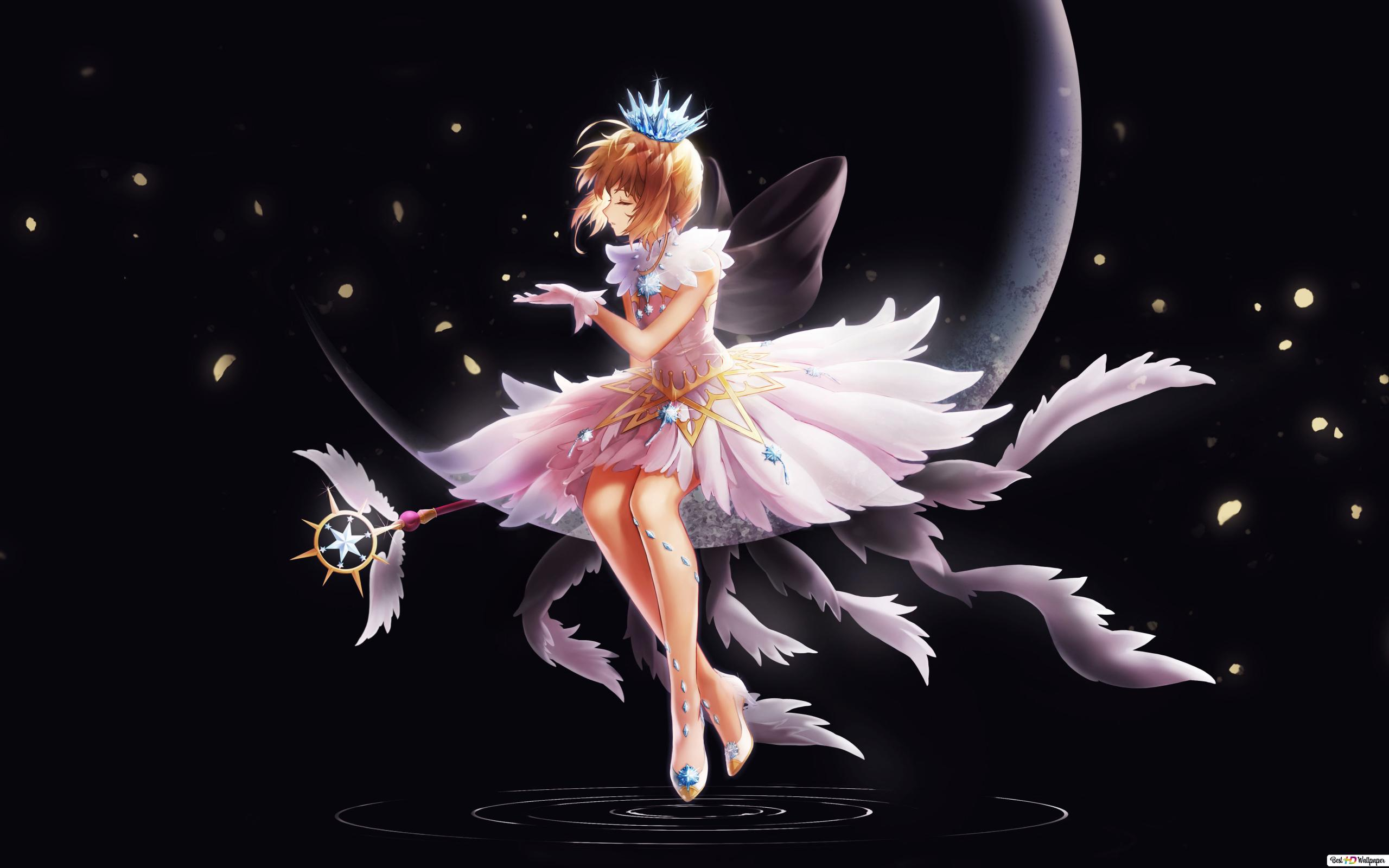 Descargar Fondo De Pantalla Card Captor Sakura Anime
