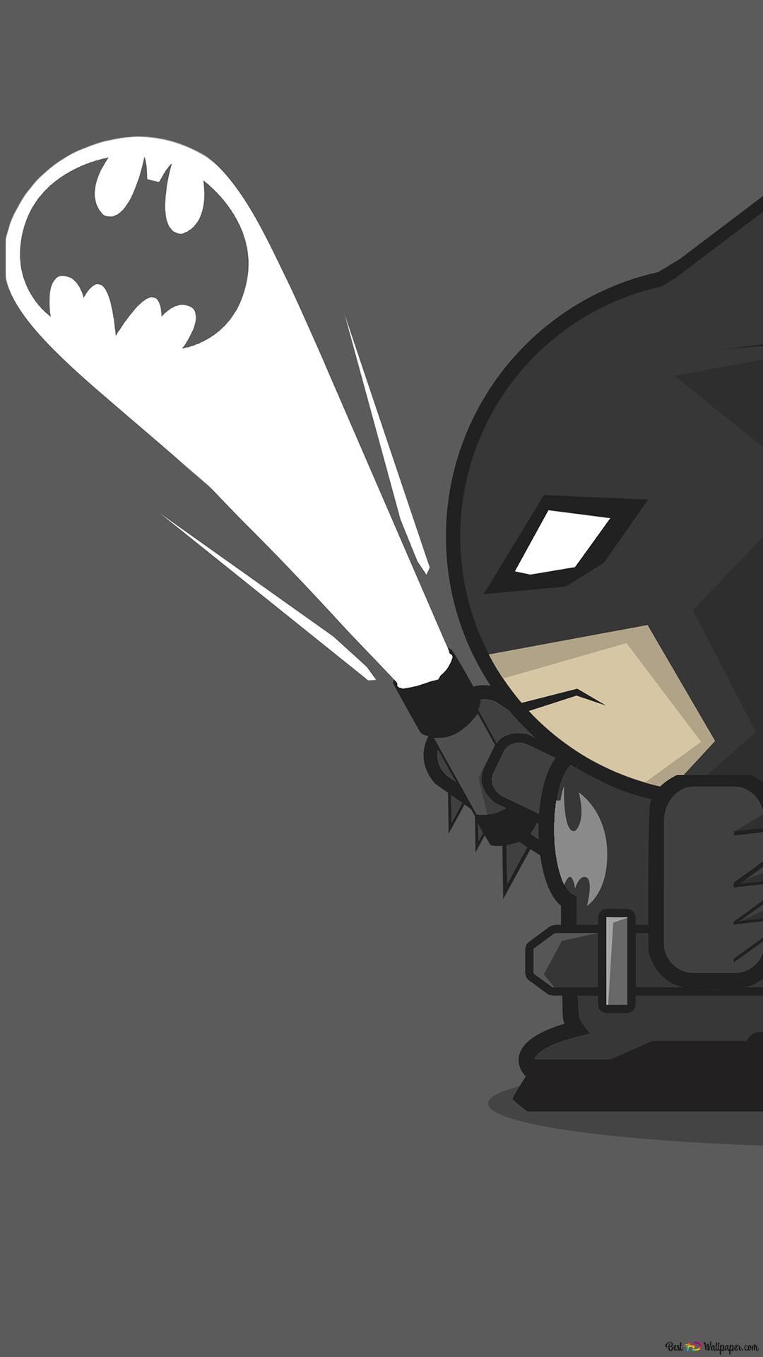 Chibi Batman Hd Wallpaper Download