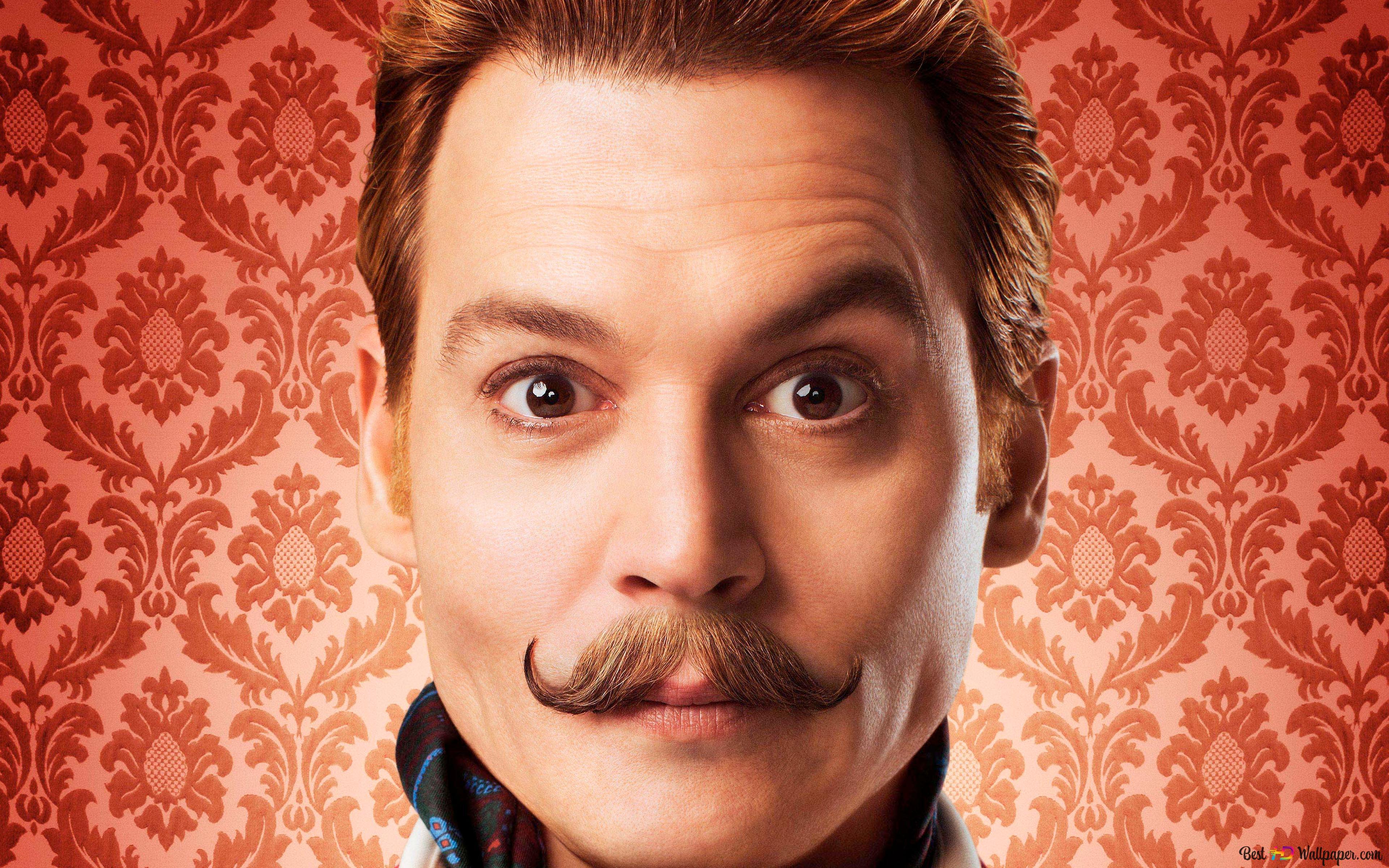 チャーリーチャーリー モルデカイ華麗なる名画の秘密としてジョニー