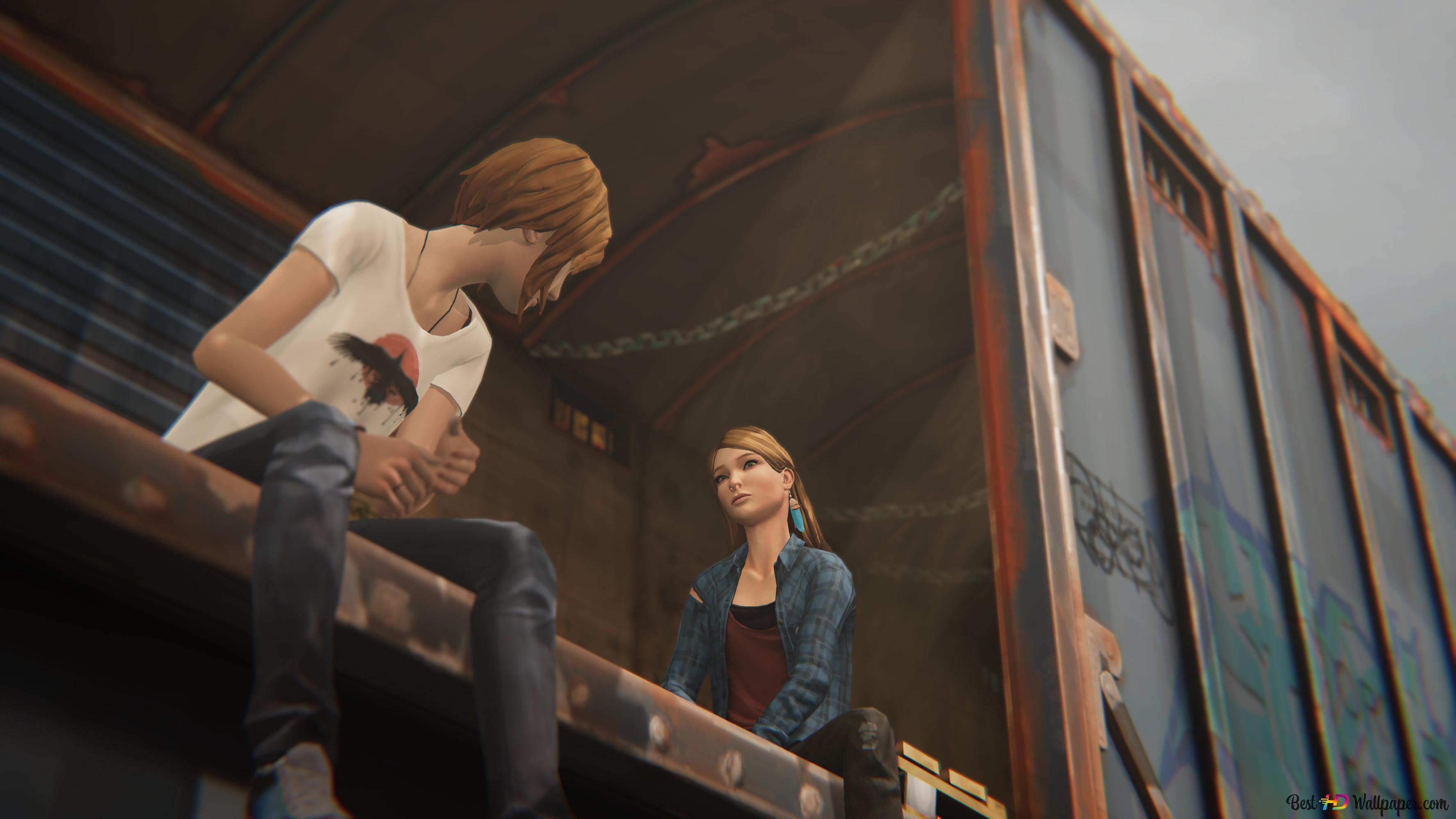 Chloe Price Prequel Life Is Strange Hd Wallpaper Download