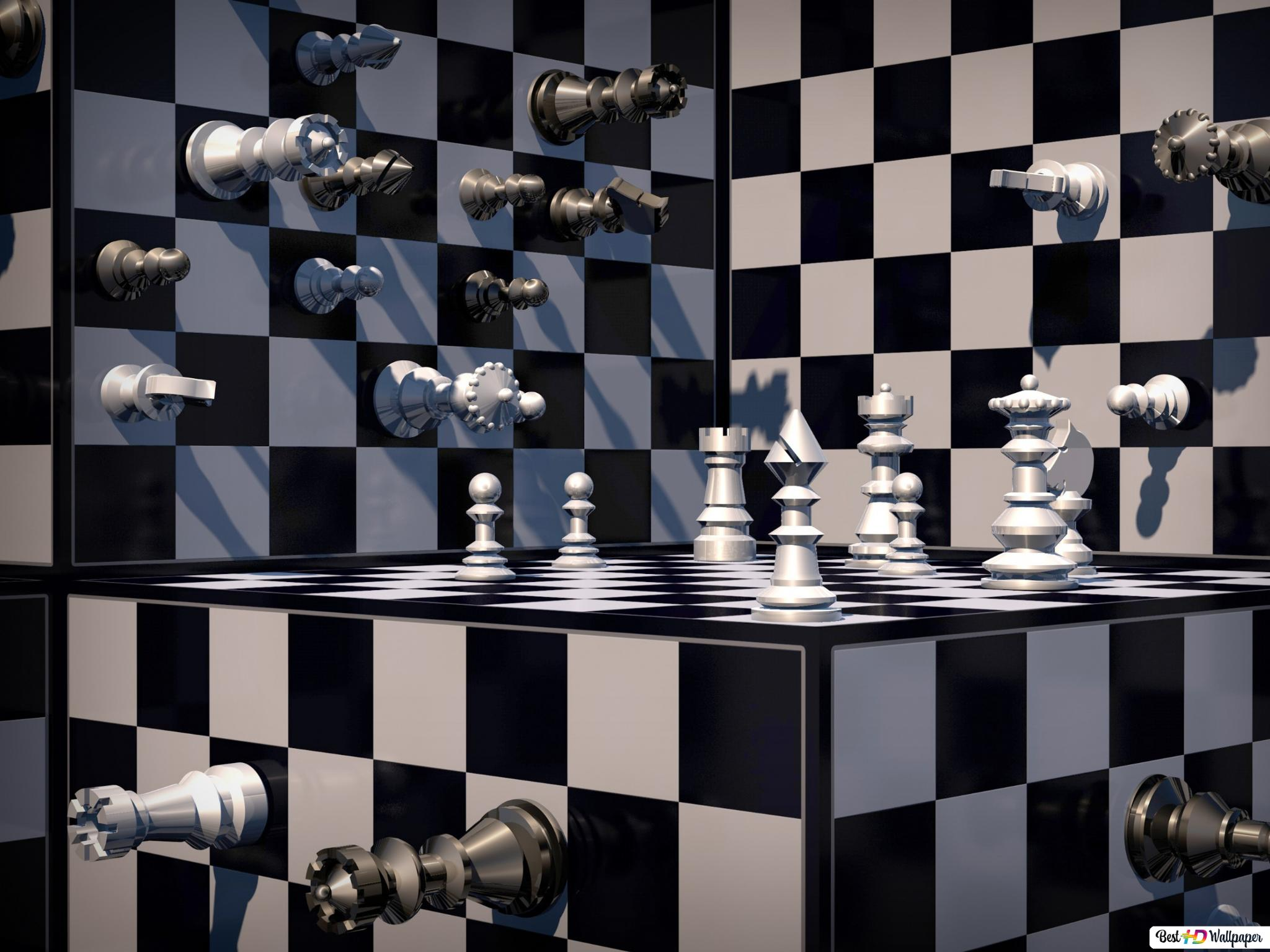 抽象チェス Hd壁紙のダウンロード
