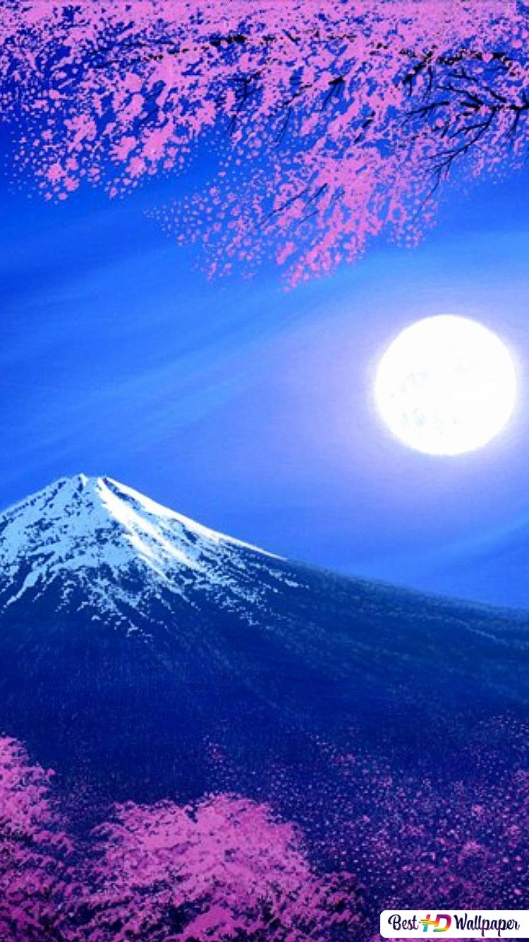 春富士山 Hd壁紙のダウンロード
