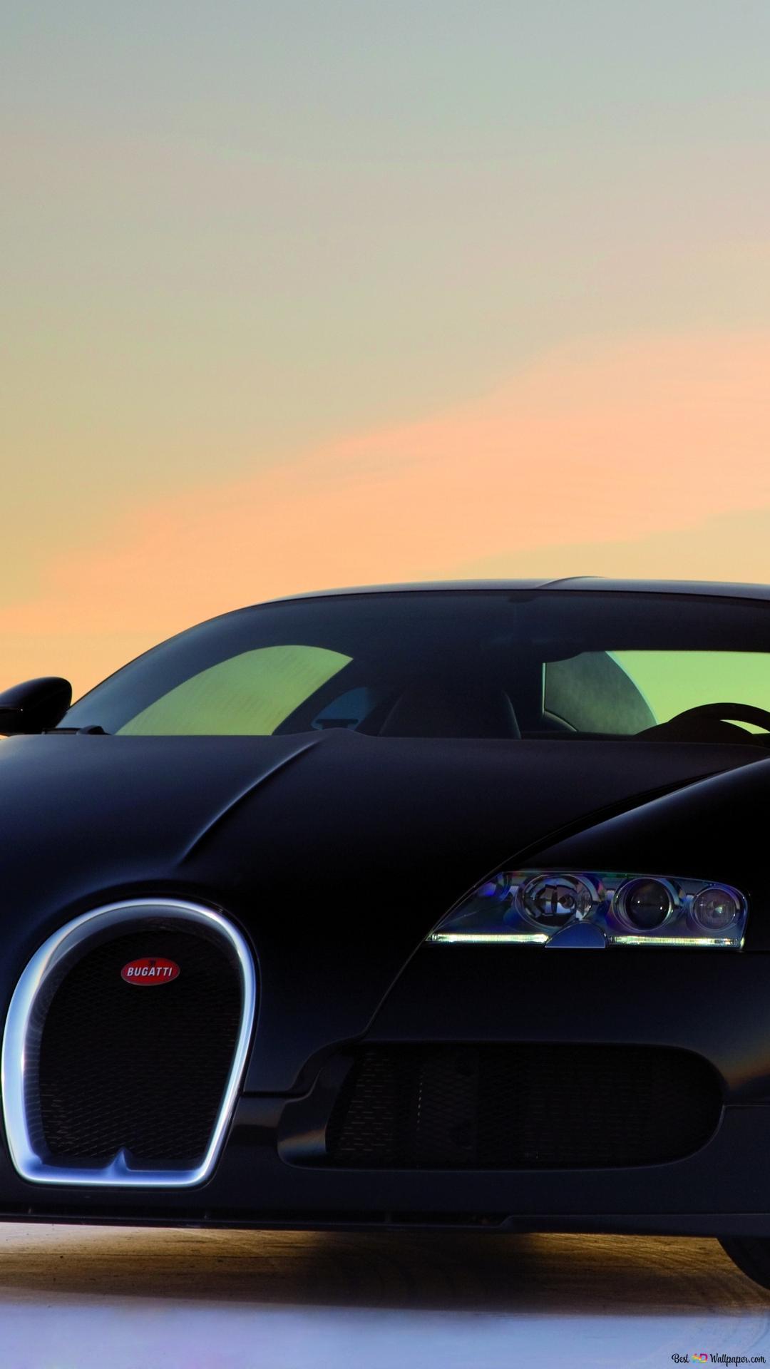 Classic Bugatti Veyron Hd Wallpaper Download