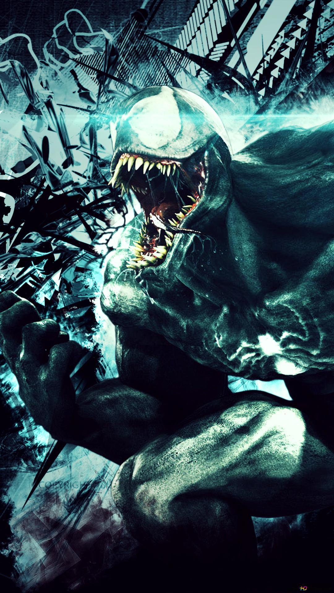Comics Venom Symbiote Hd Fond D Ecran Telecharger