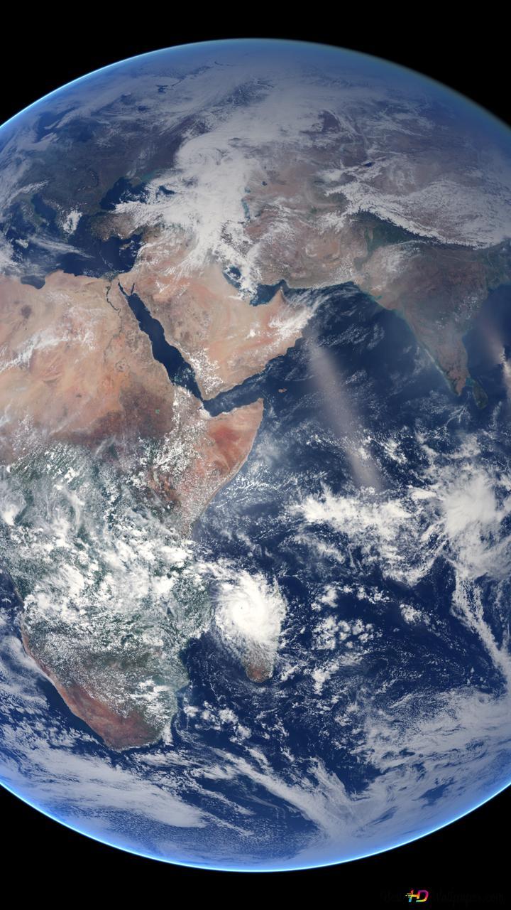 從太空地球高清壁紙下載