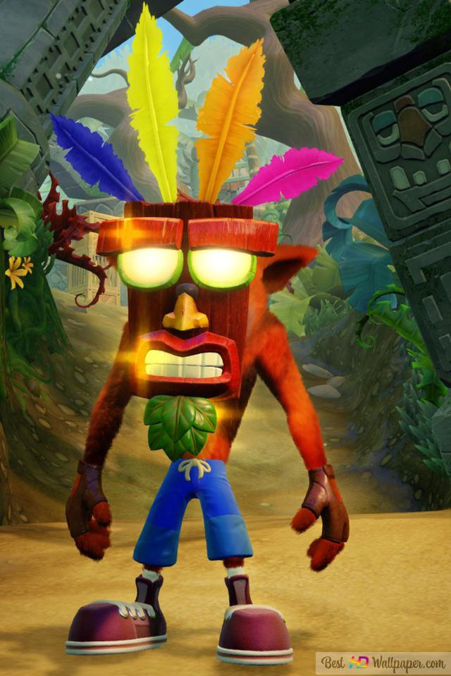 Crash bandicoot n. sane trilogy HD
