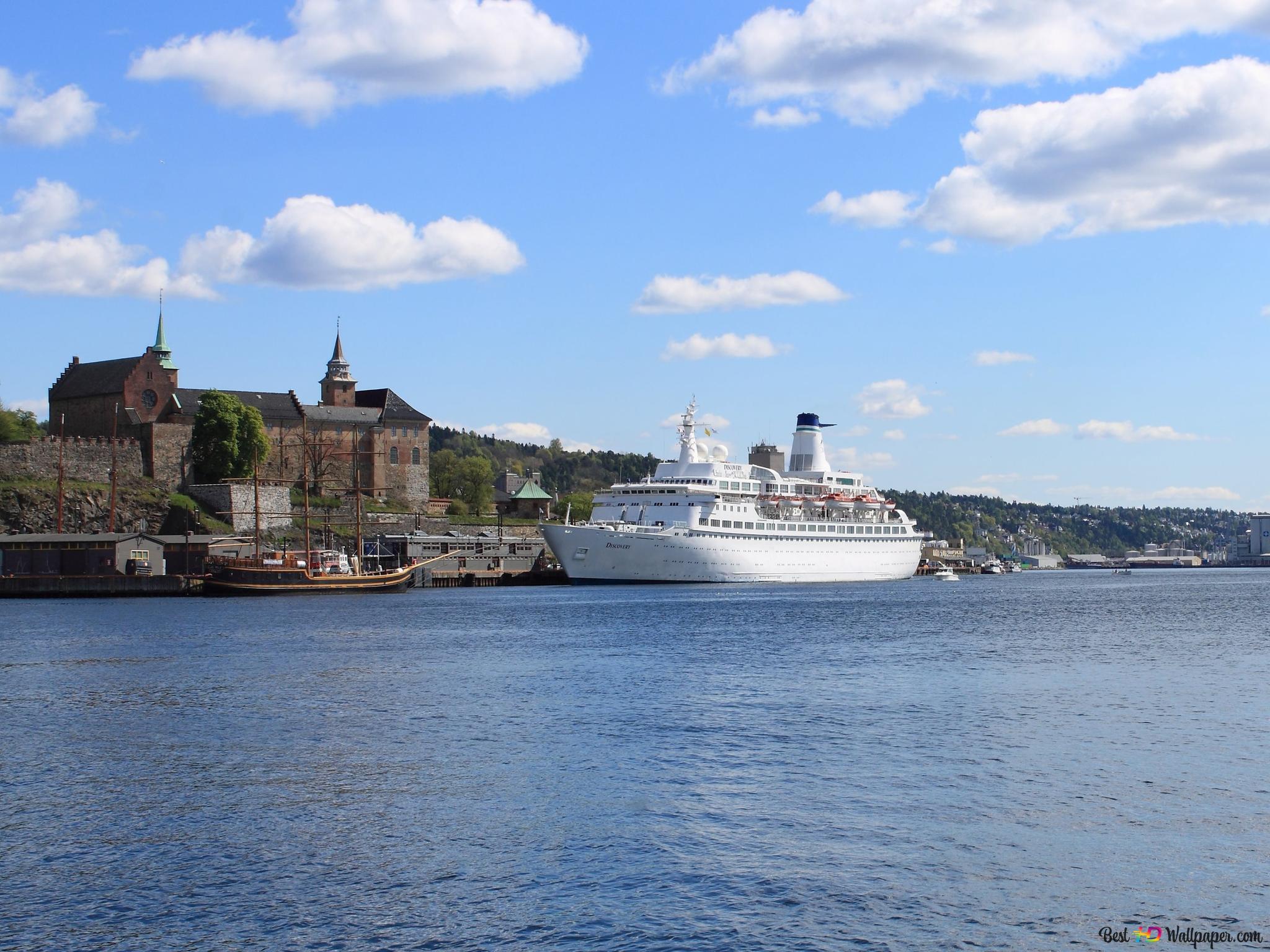 Cruise Ship Hd Wallpaper Download